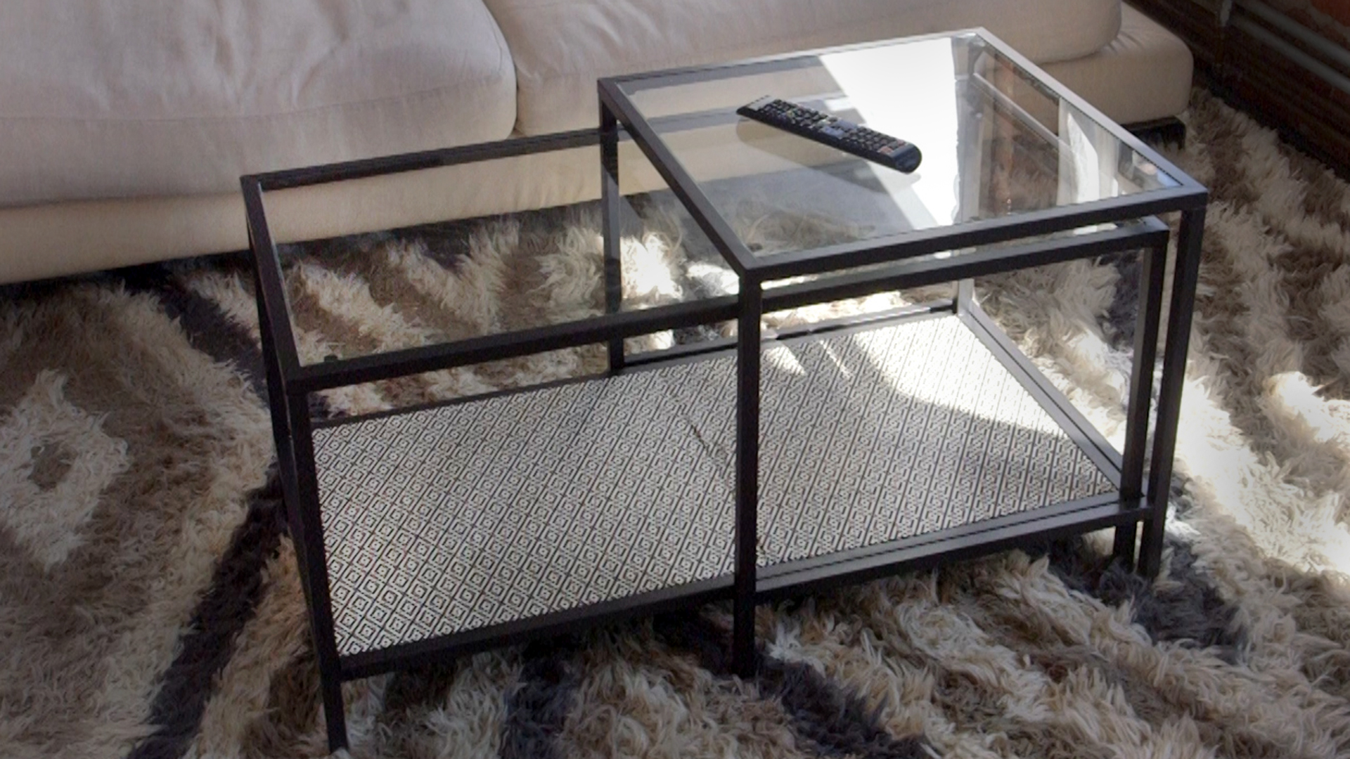IKEA hack Make your coffee table pop with this DIY TODAY