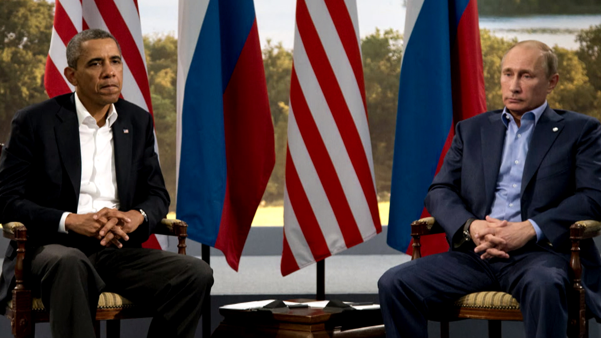 Obama and Putin to Meet on Sidelines of United Nations General Assembly