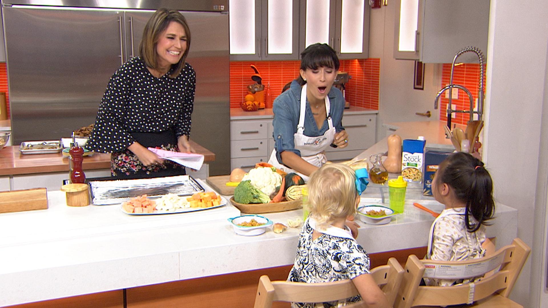 Hilaria Baldwin Recipes The Kitchen