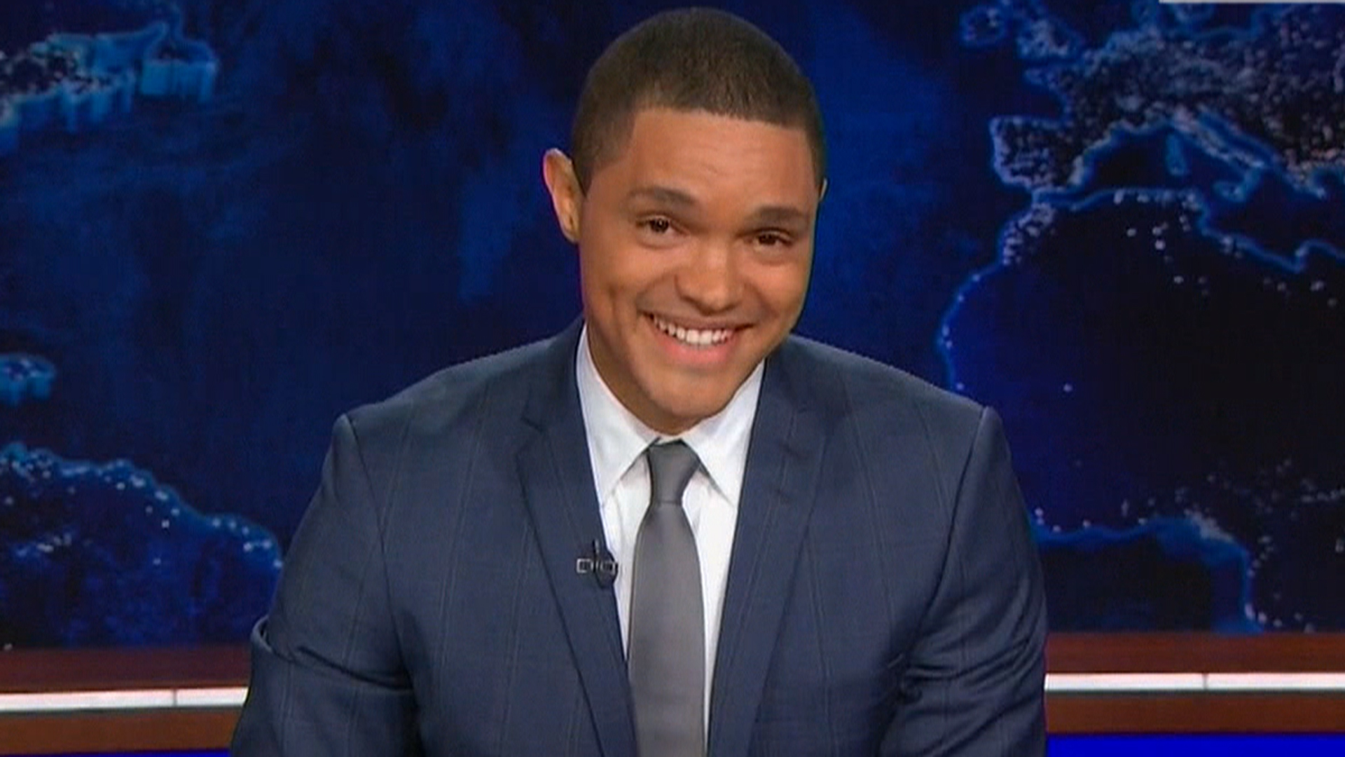 Trevor Noah Takes Over as 'The Daily Show' Host