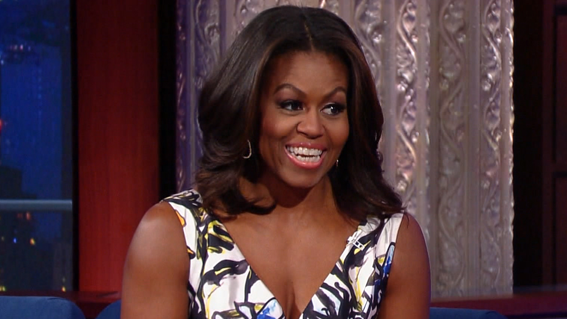 Michelle Obama Jokes About Life After The White House