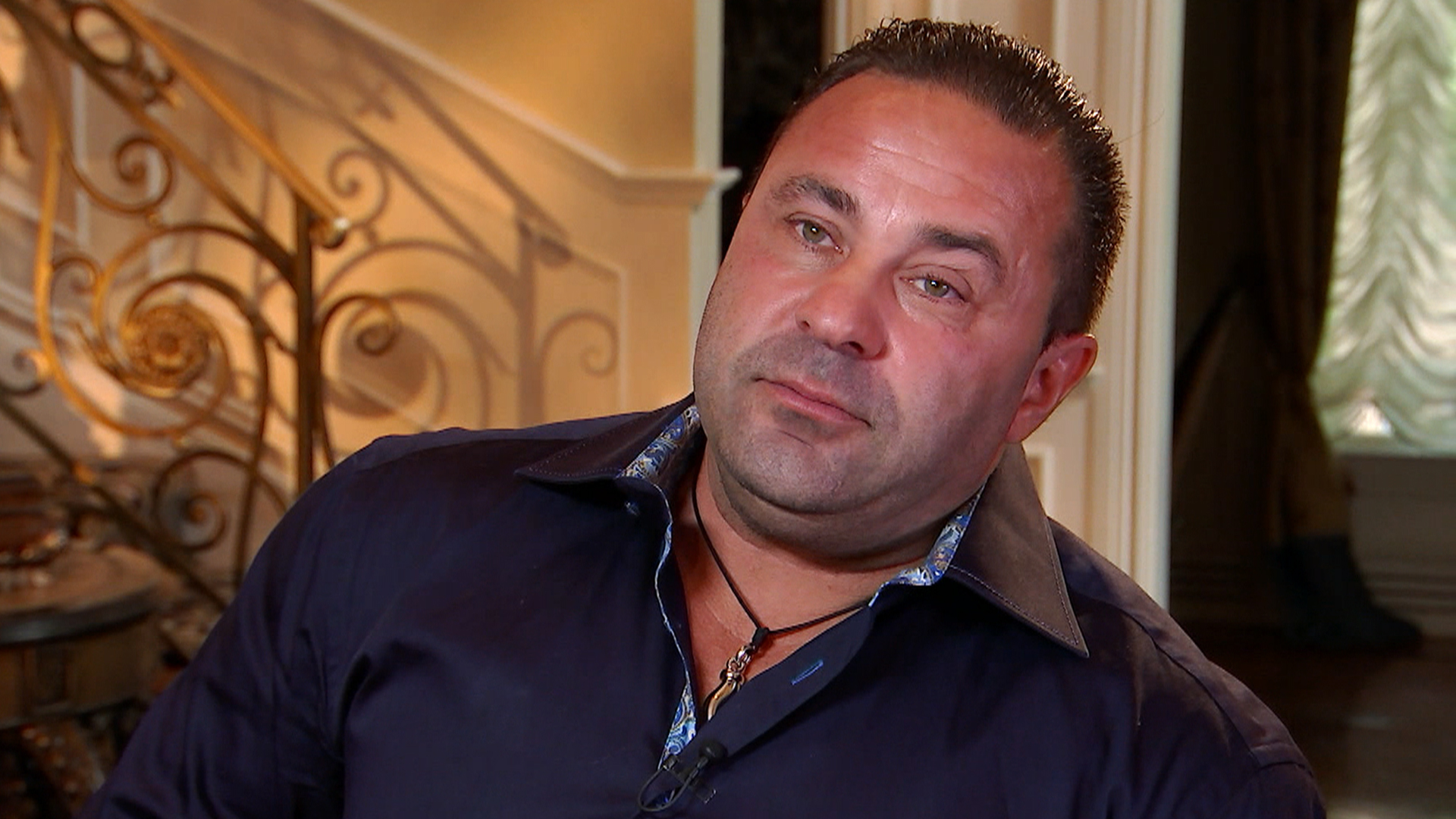 Joe Giudice of 'Real Housewives' on wife Teresa's jail ...