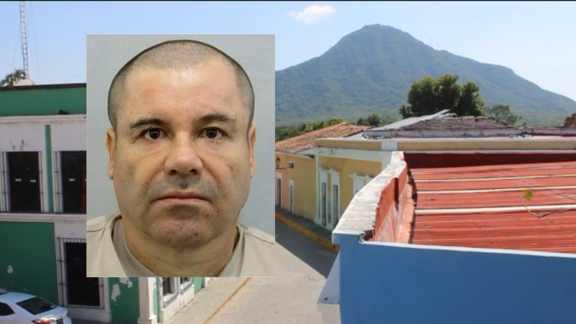Joaquin 'El Chapo' Guzman May Have Hid in Mexican Mountains: Sources