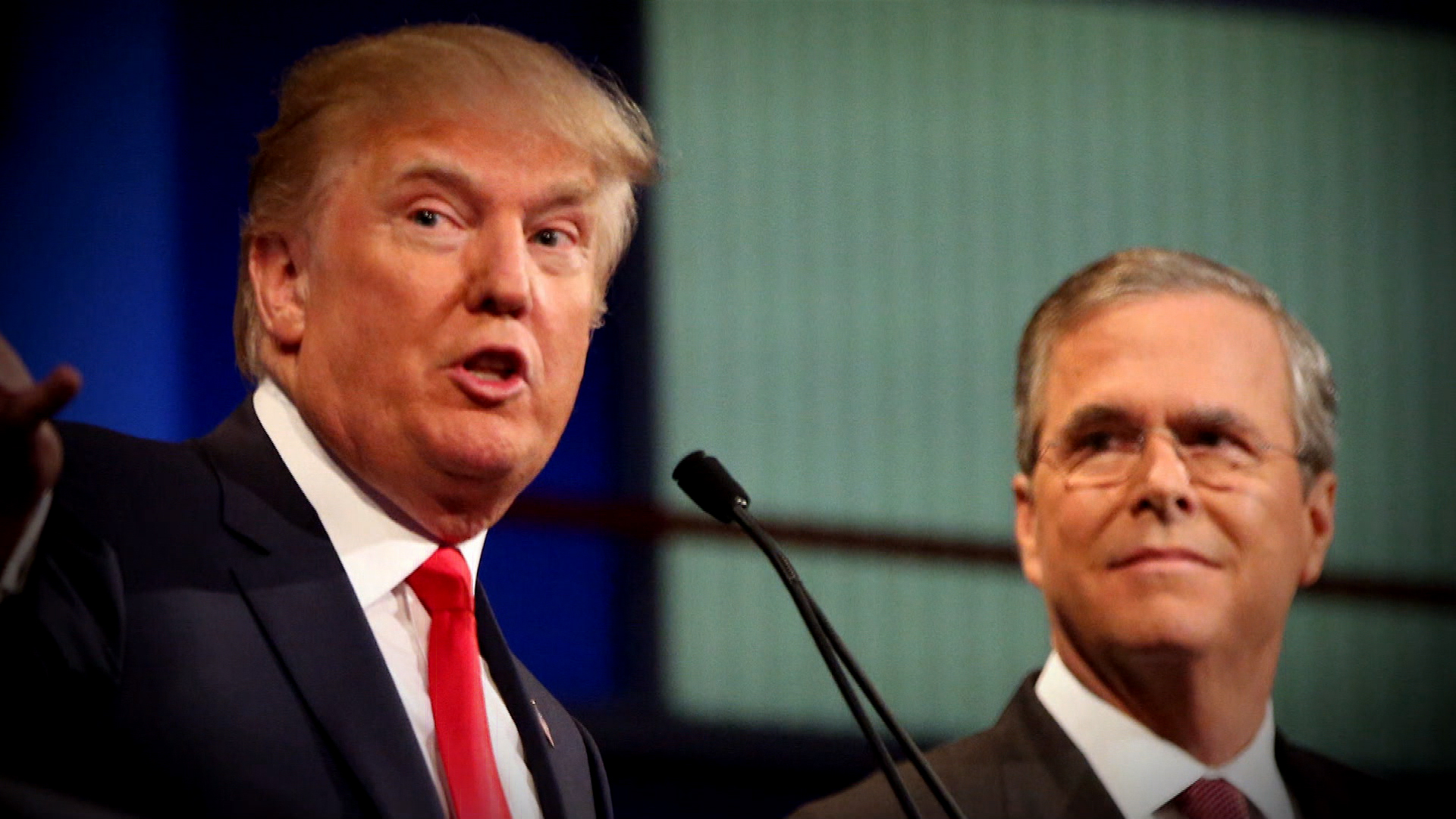 Trump, Bush Continue Battle Over 9/11 Comments and George W.
