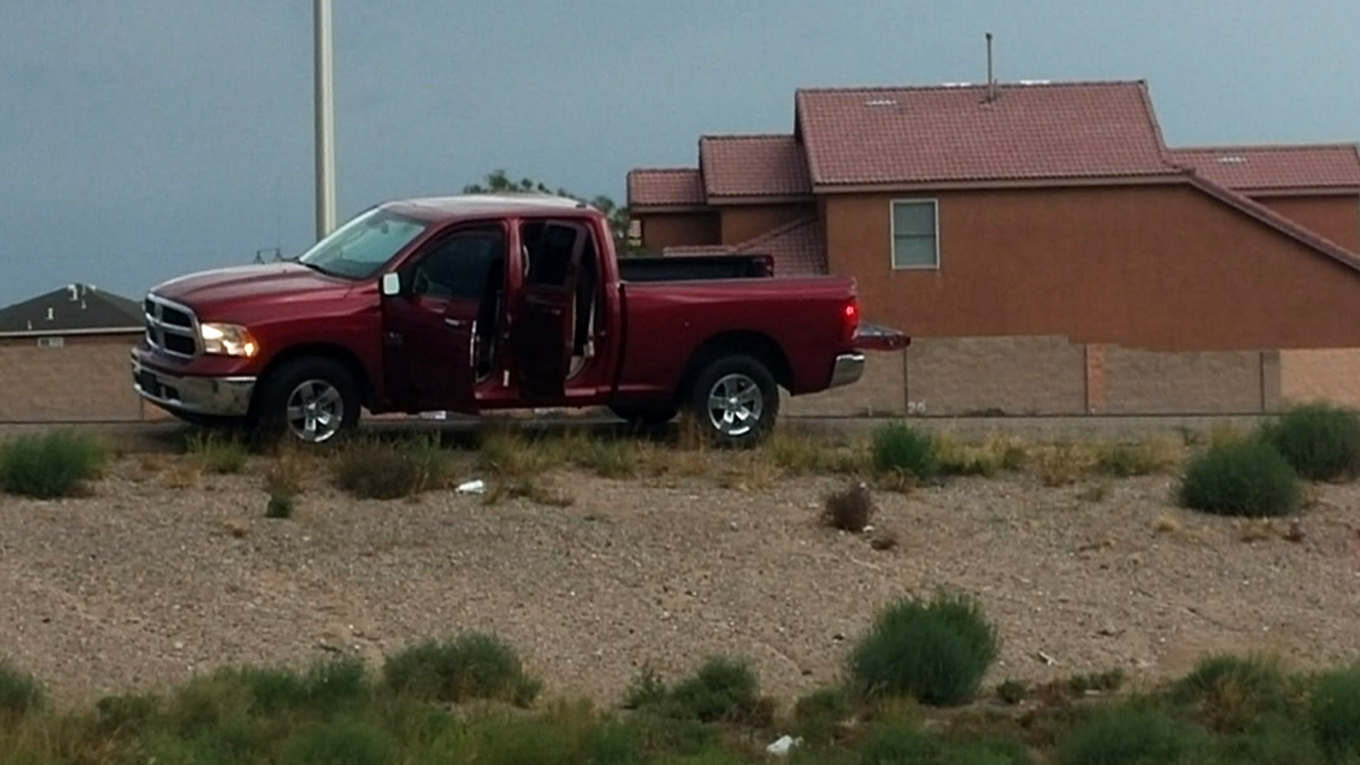 Albuquerque Cops Release Information About Suspect in Road Rage Killing of Girl, 4