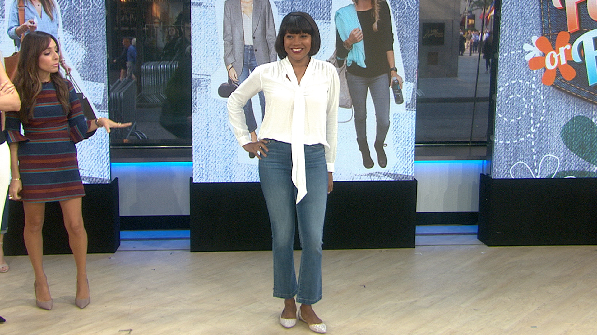 Jean trends: What's hot, what's not, and how to wear 'em ...