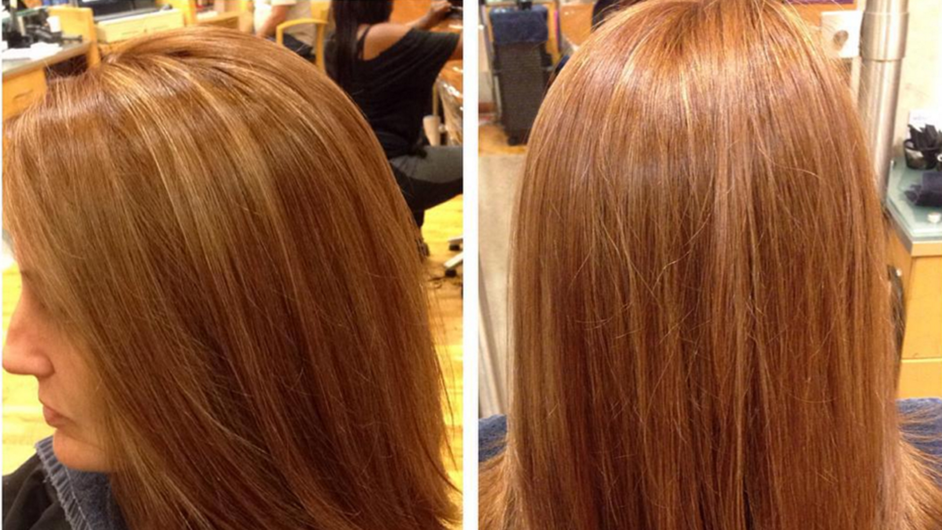 Préférence Pumpkin spice hair is the latest version of the fall craze TP72