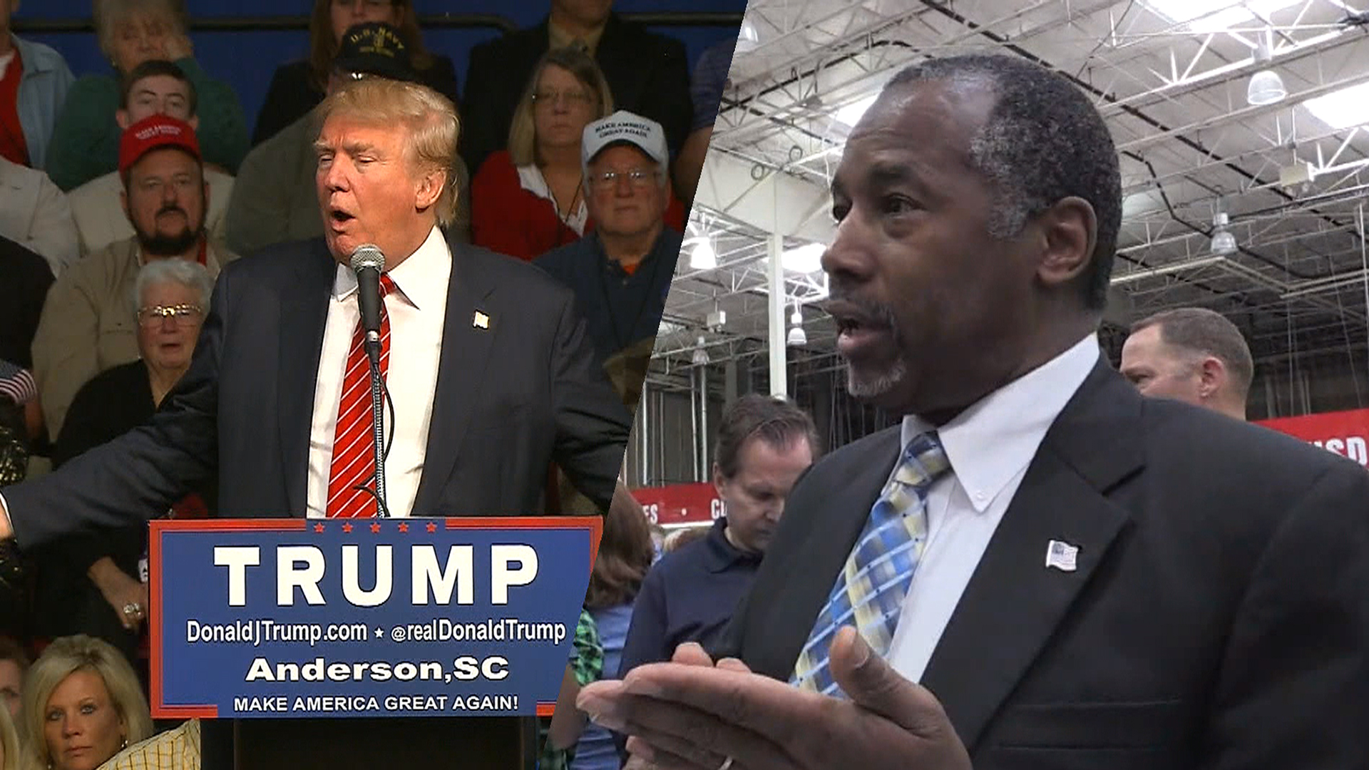 NBC Exclusive: Ben Carson Begins First TV Ads in Key States