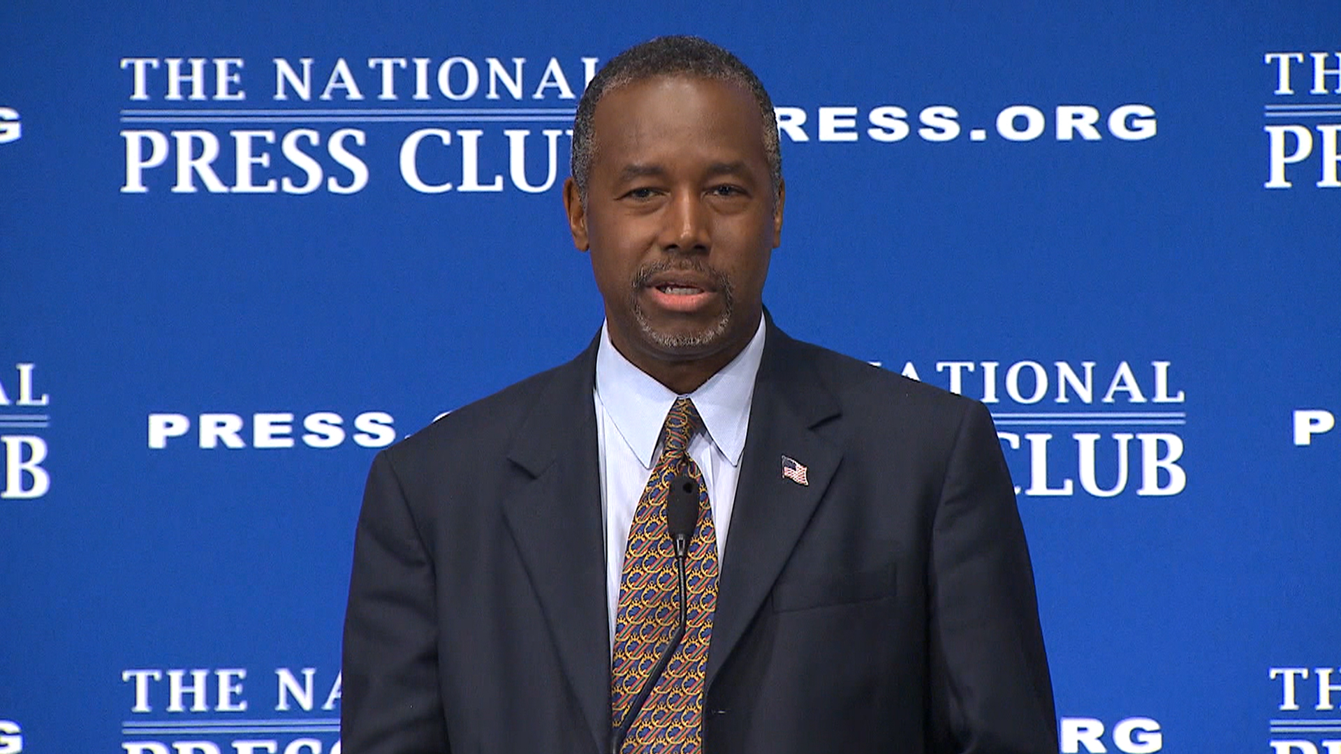 Donald Trump on the attack amid rising poll numbers for Ben Carson ...