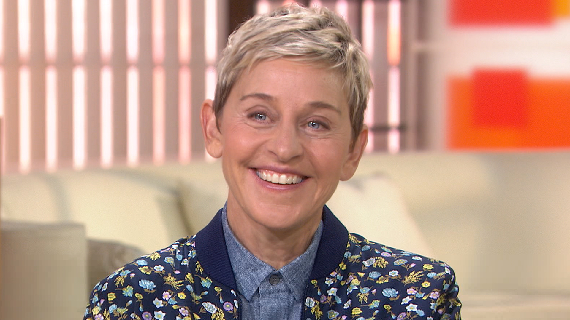 Ellen DeGeneres opens up about new book Home on TODAY