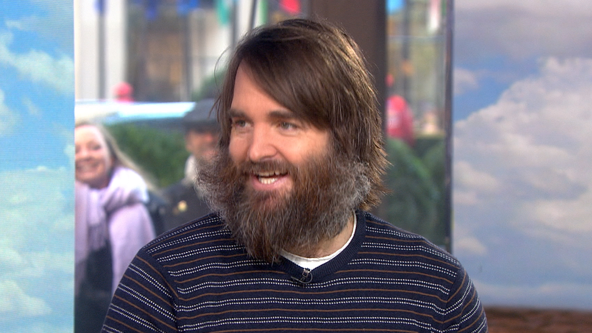 Will Forte talks 'Last Man' – and all the bacteria in his ...