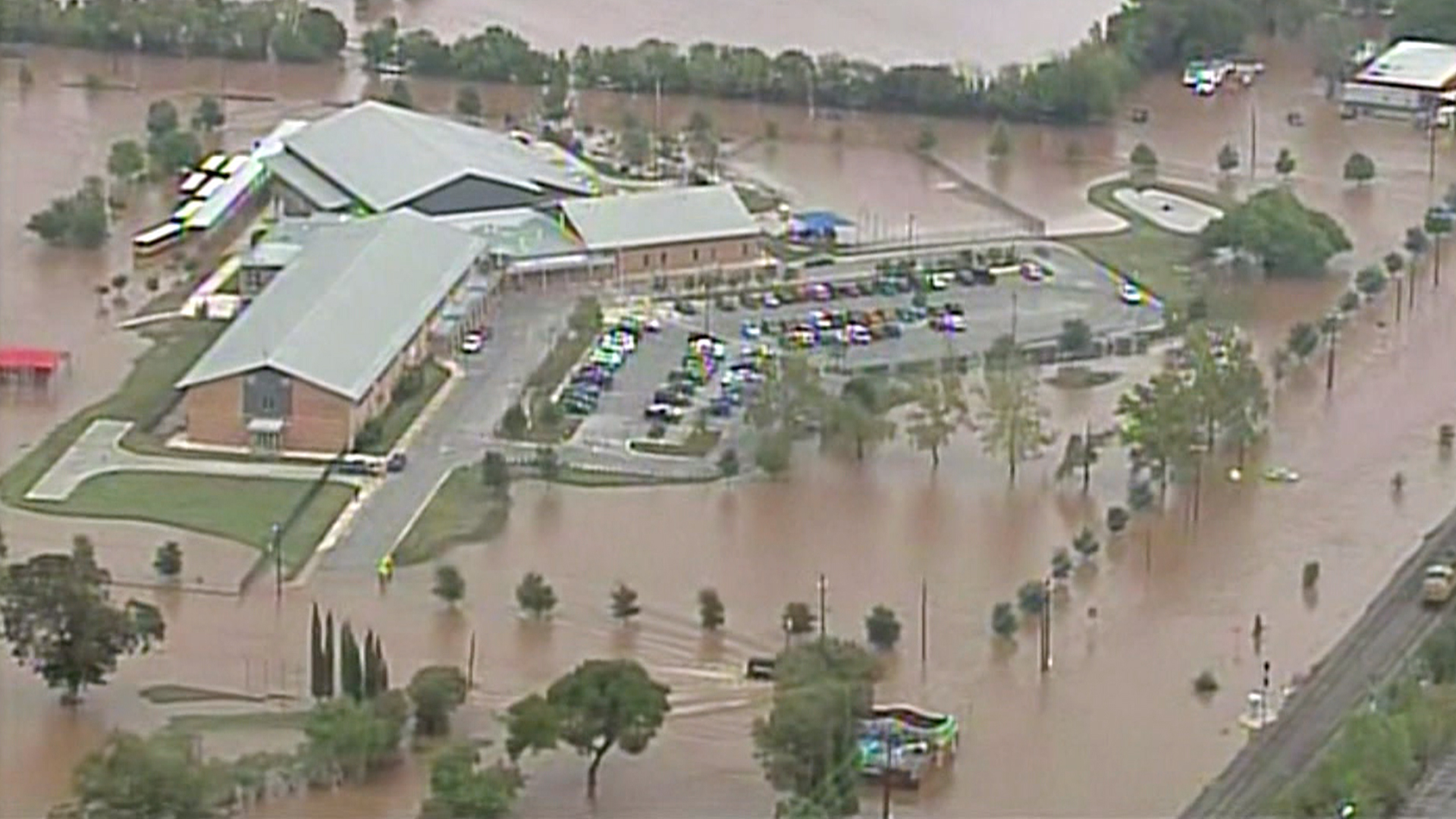 Deadly Floods Possible Tornadoes Strike Texas As Storm