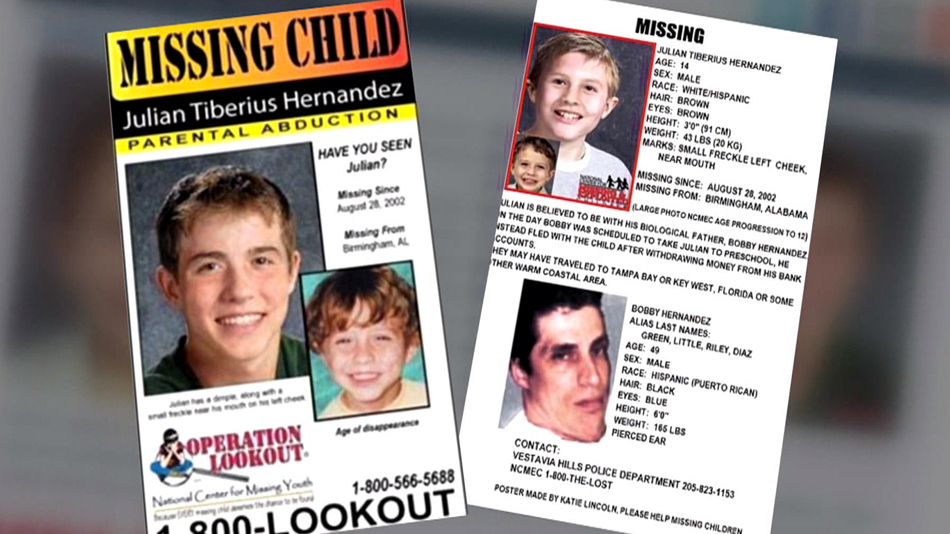 Mother 'Overjoyed' After Boy Missing for 13 Years Found