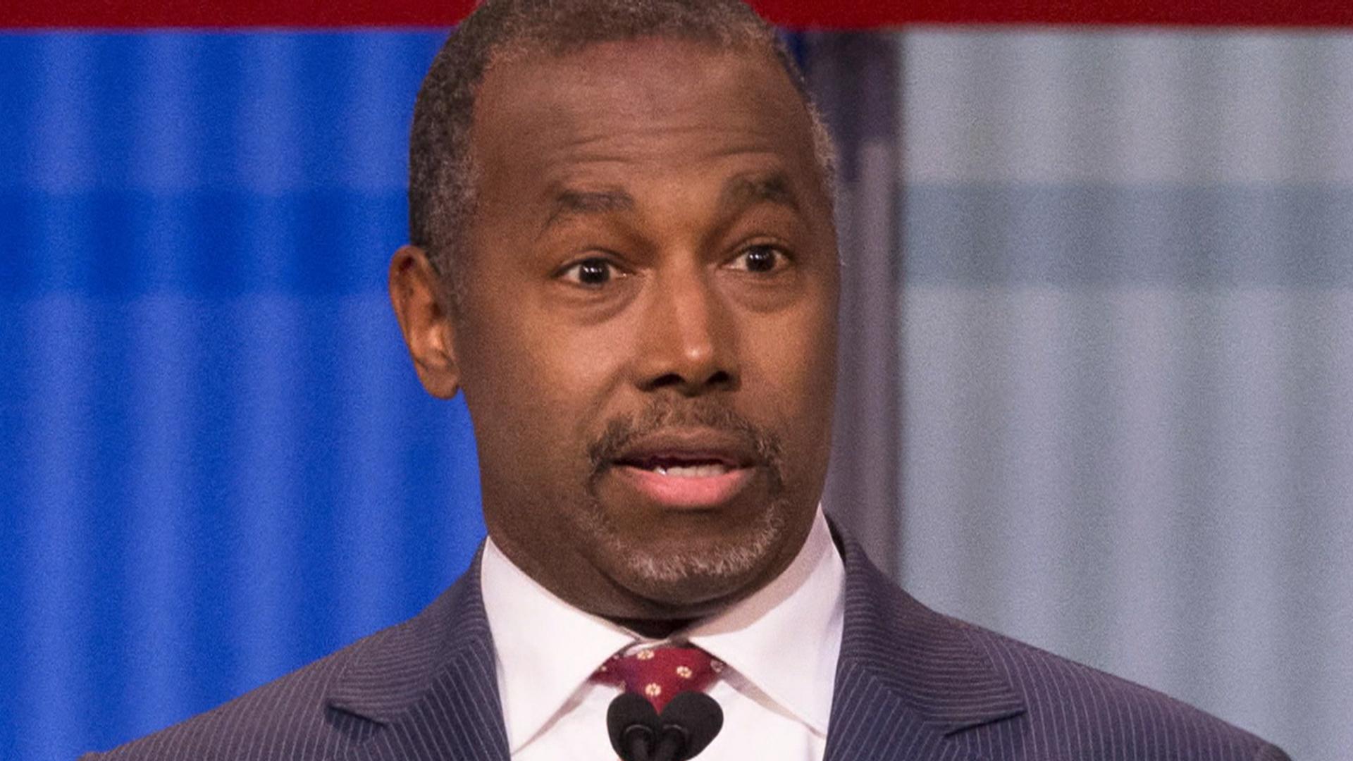Increased Scrutiny Threatens Carson's Political Strength