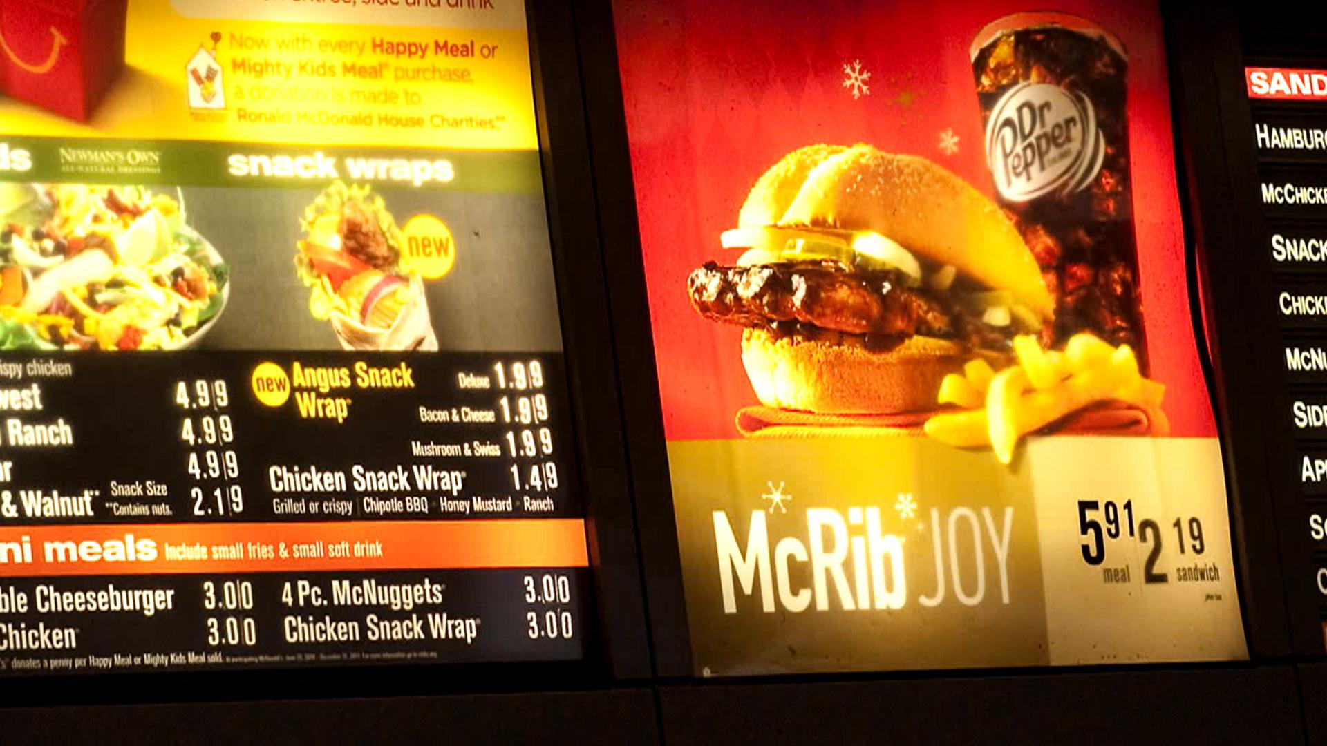 McDonald's Unveils 'McPick 2,' Another Would-be Dollar Menu Successor