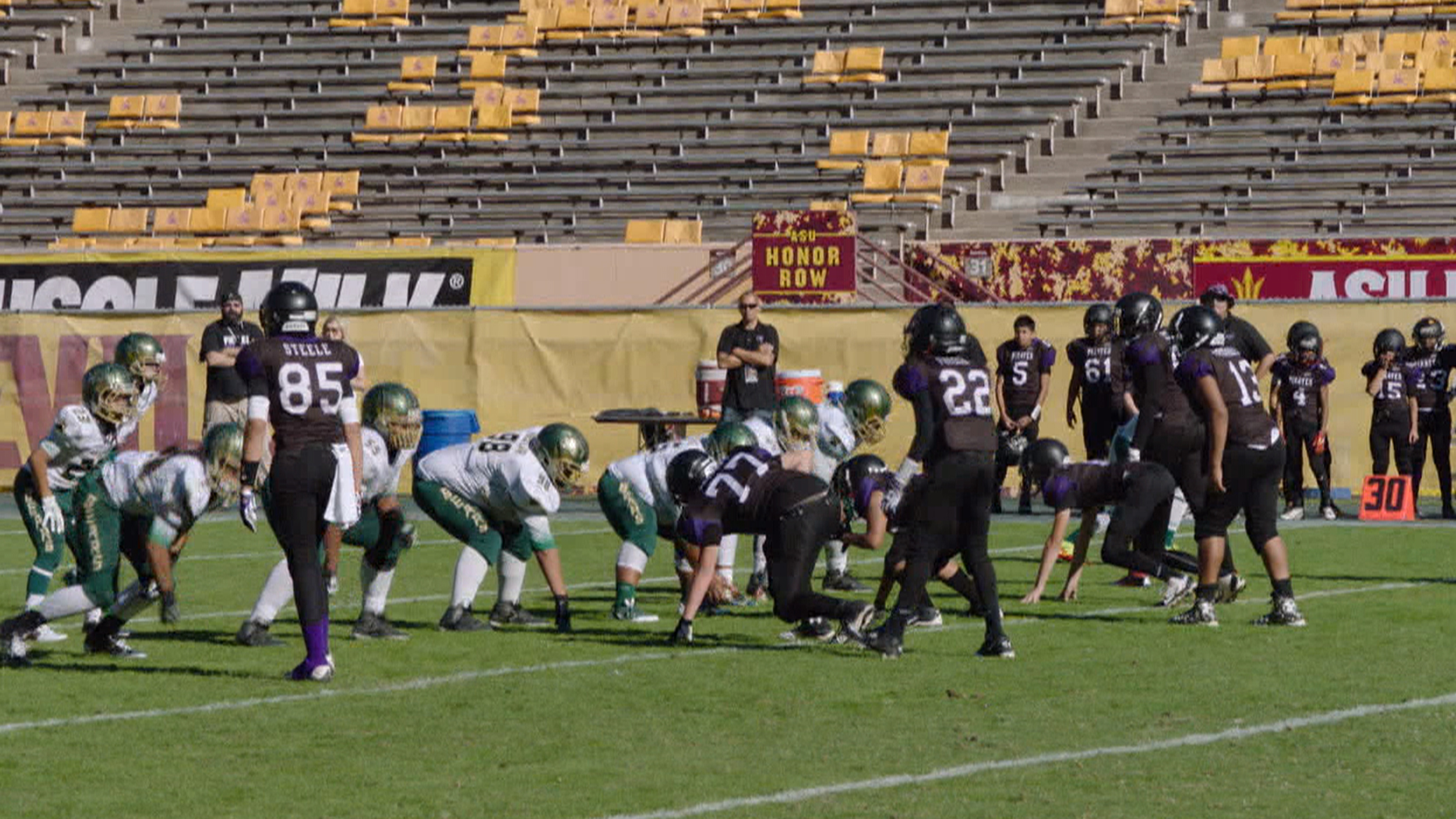 Youth football program helps family in shelter achieve ...
