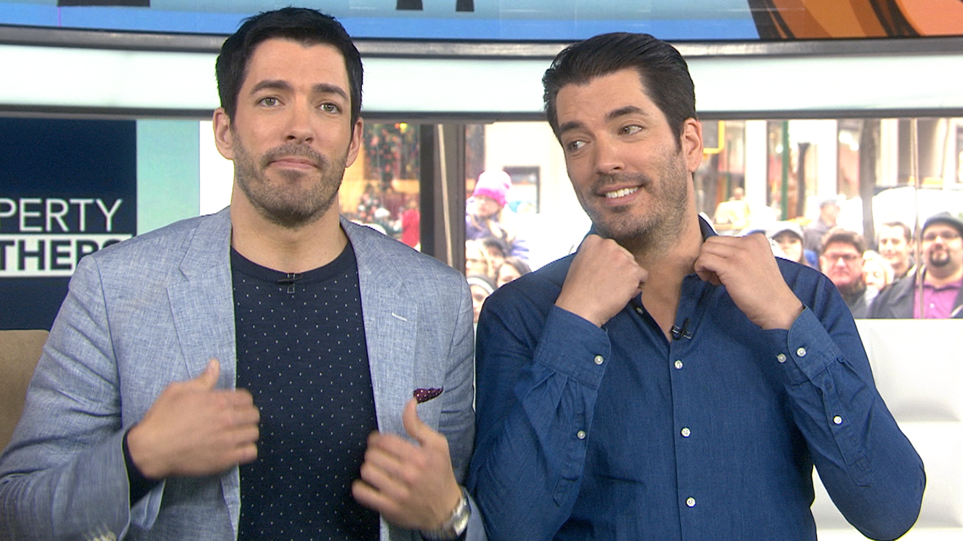 Property Brothers Show How To Make Padded Headboard