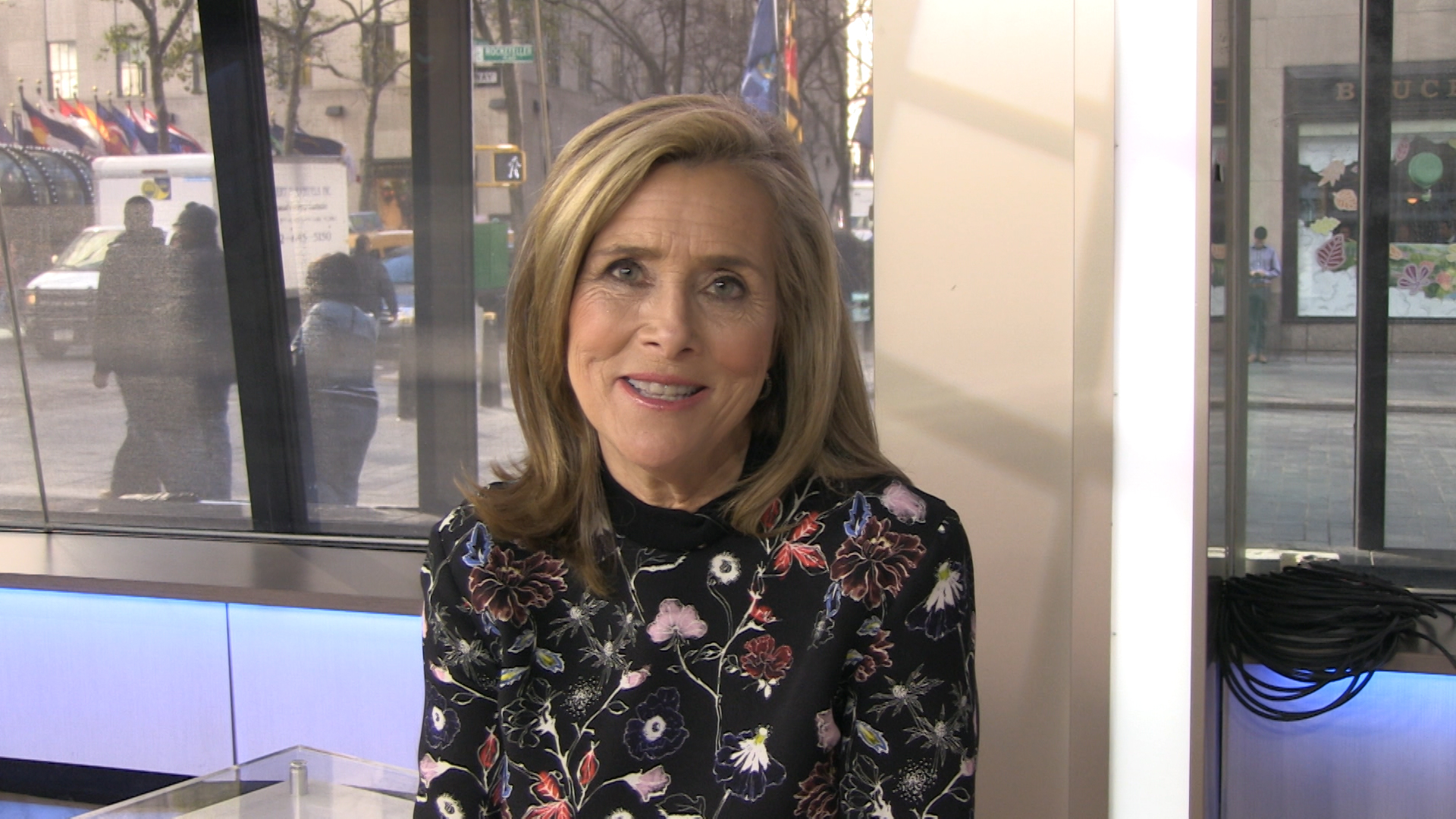 It Just Smells Delicious Meredith Vieira Dishes On