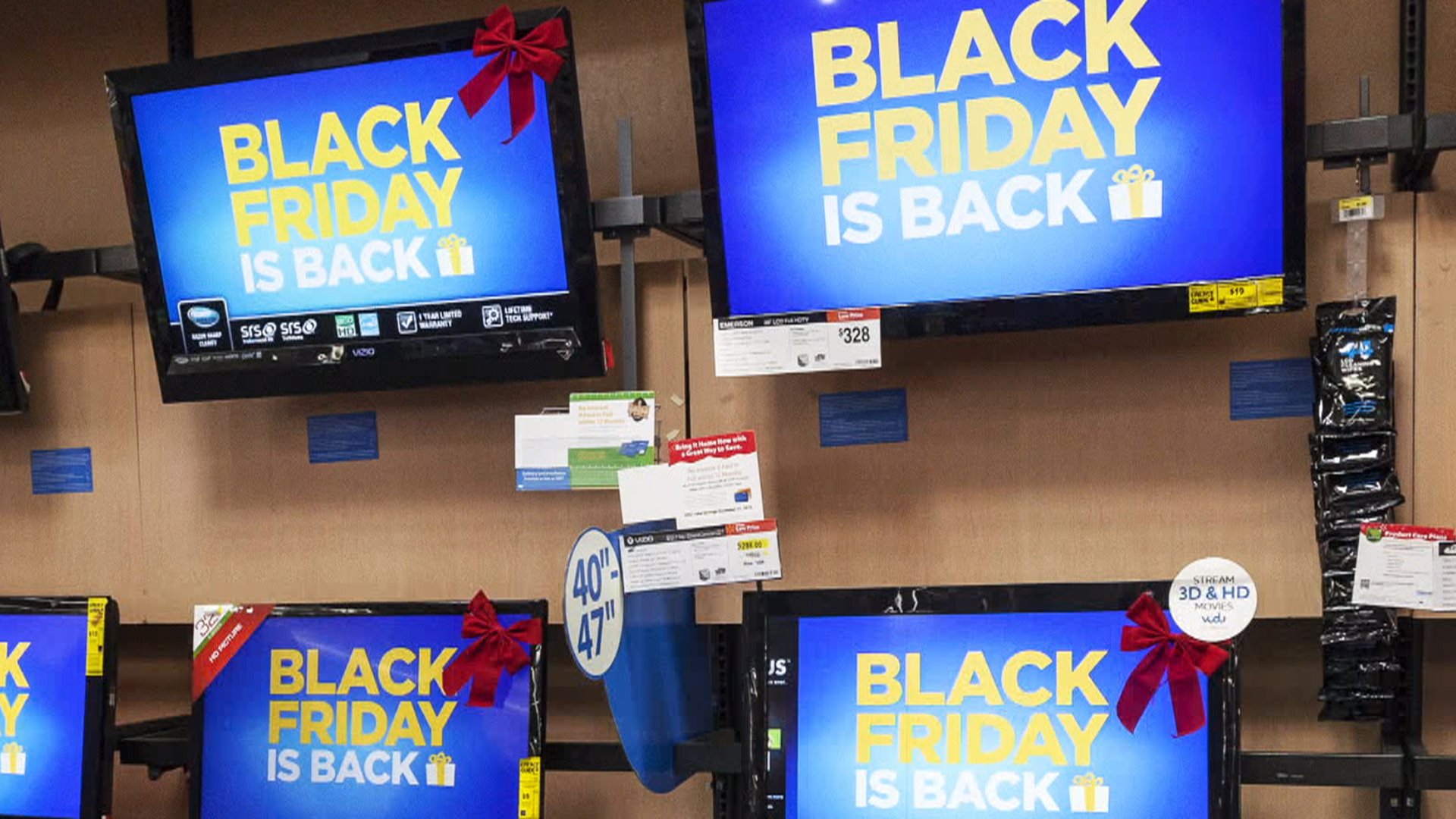 Best Black Friday TV Deals Following are some of the Best Black Friday TV starke.ga keep checking DealsOfAmerica to see if any of the deals are live right now - as deals are updated there in .