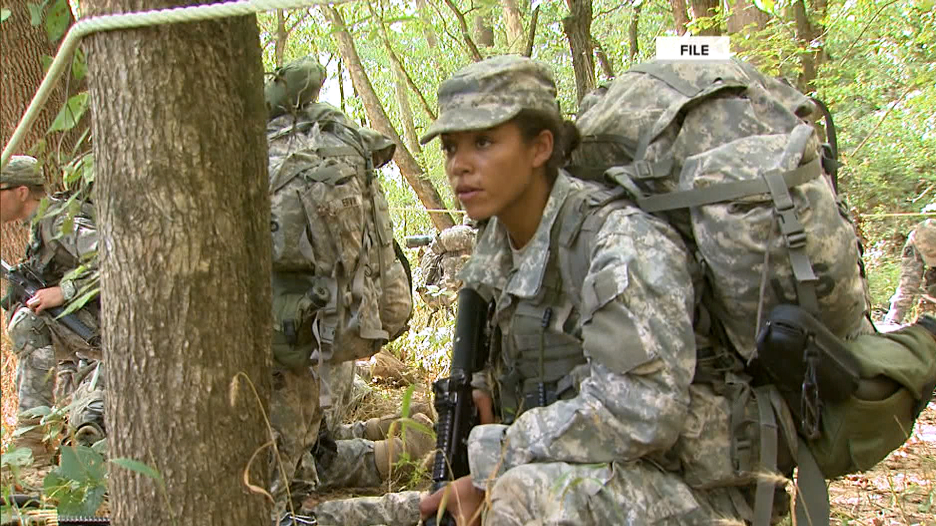 All U S  military combat roles now open to women, Pentagon announces
