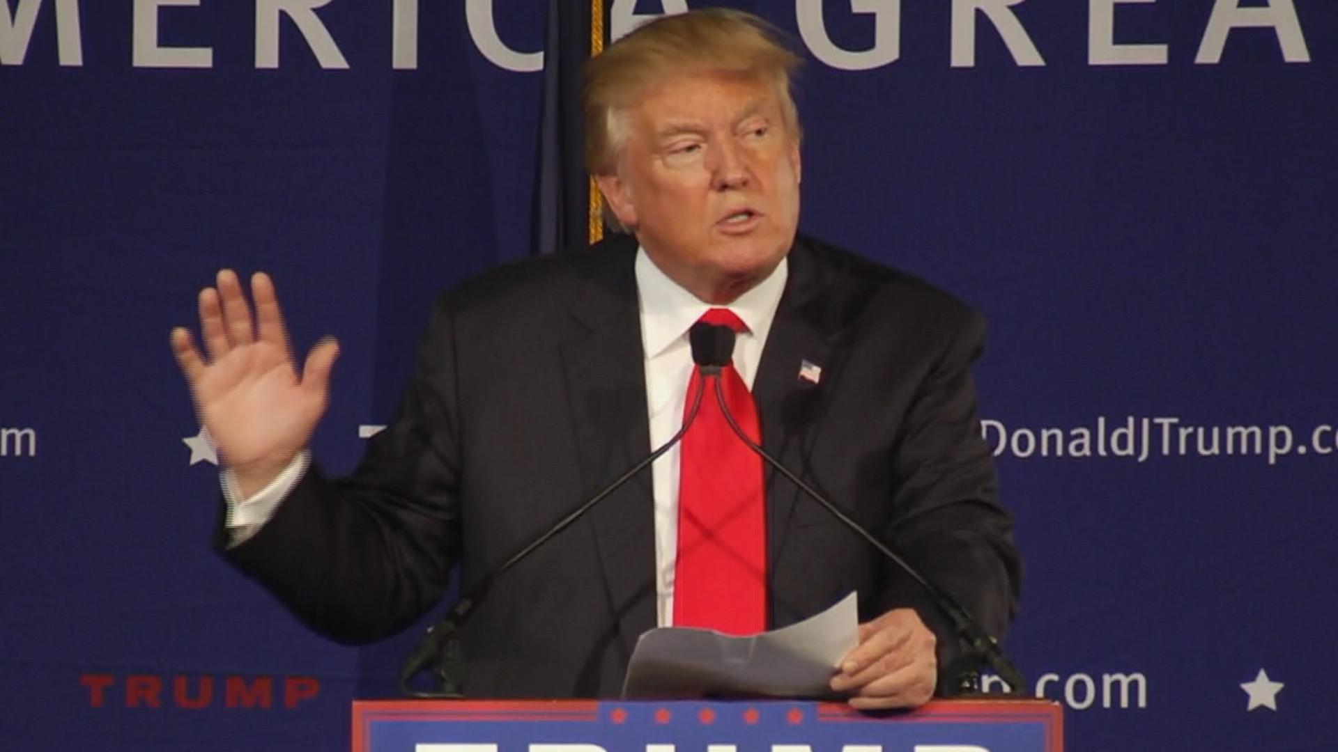 At South Carolina Rally, Trump Defiant, Steadfast on Muslim Ban