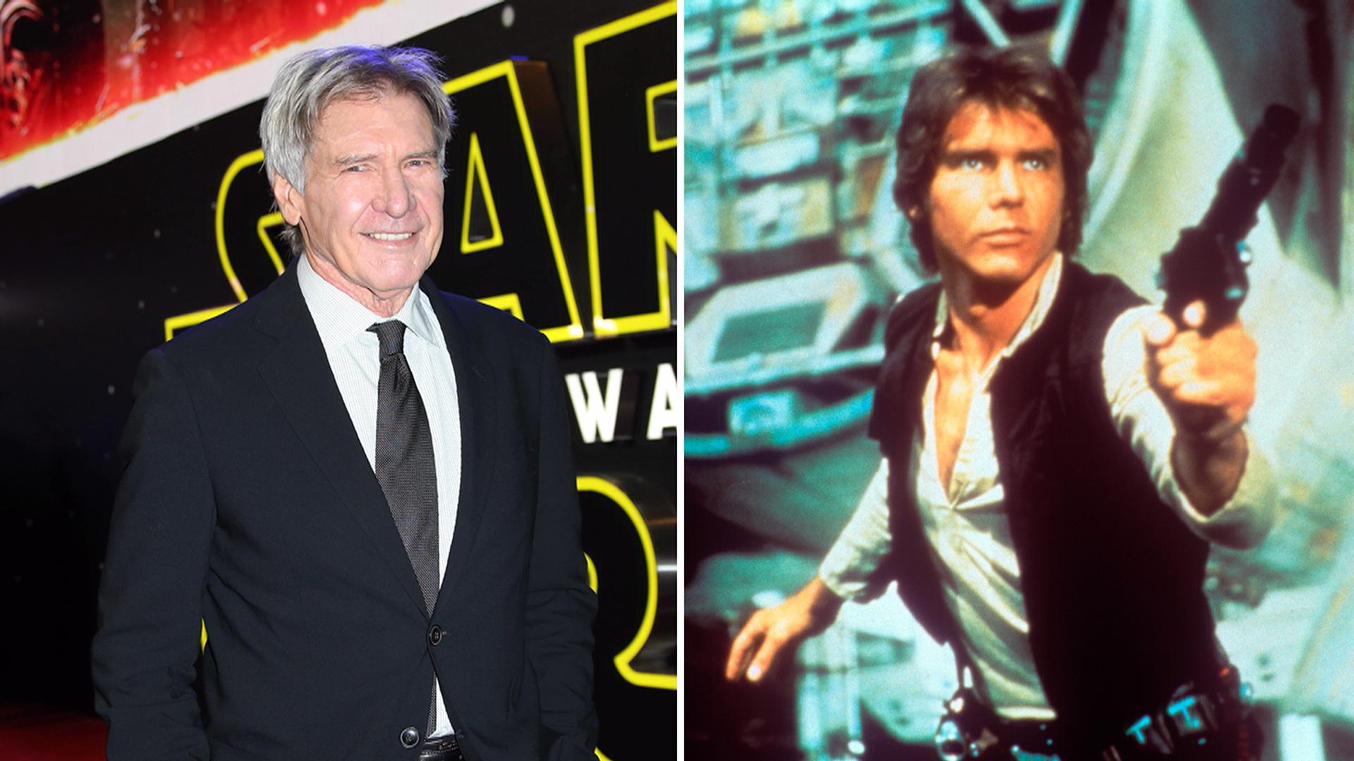 Harrison Ford Before Star Wars Vintage Shirtless Shot Goes Viral