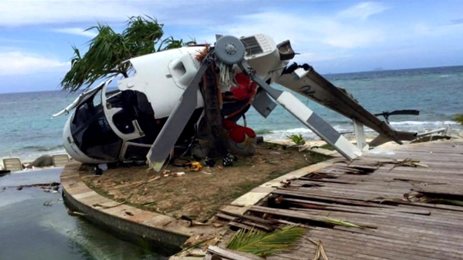 Treasure Island Fiji Helicopter