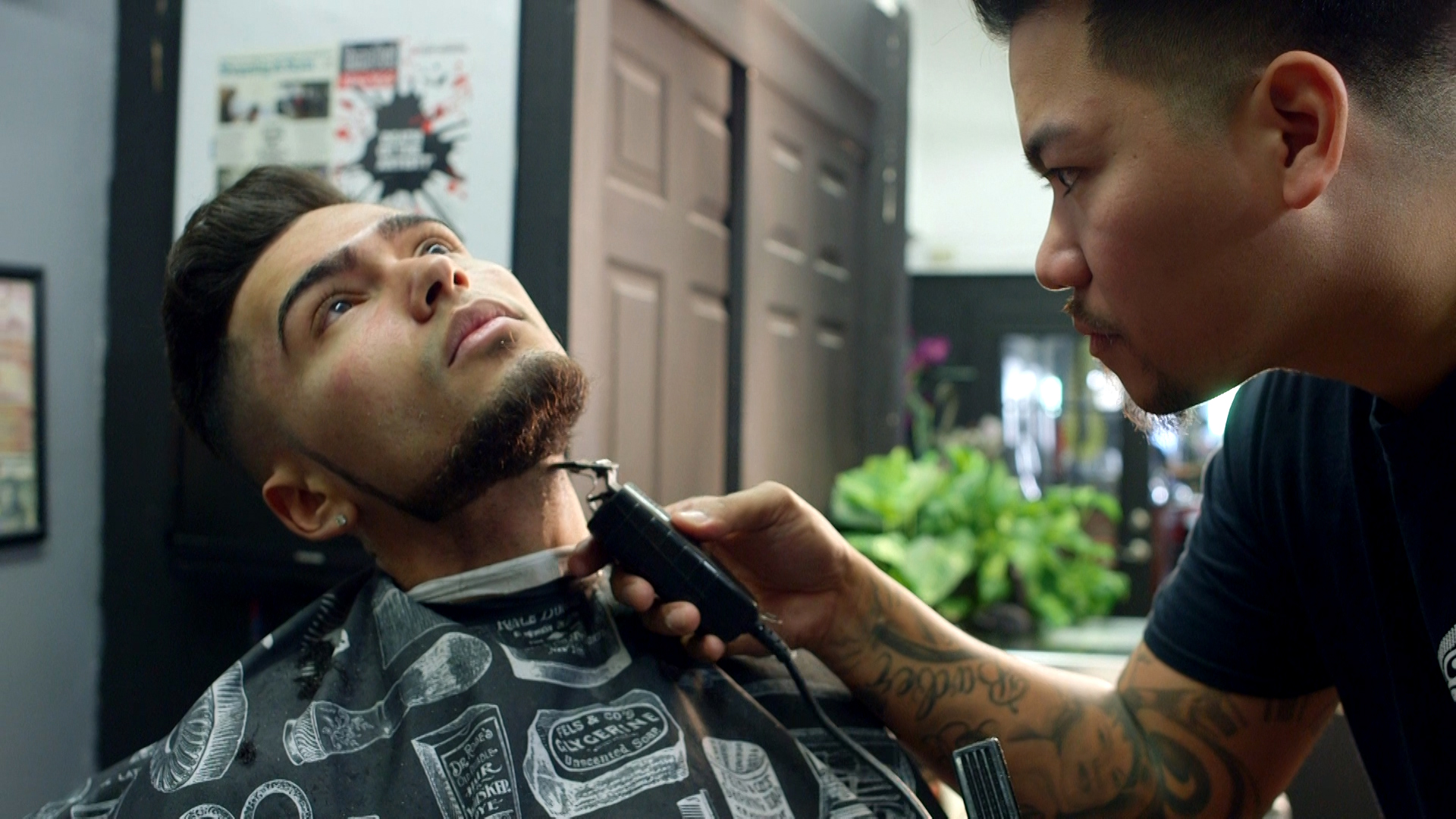 Queen S Barber Filthy Rich On His Rise To Barbering Fame