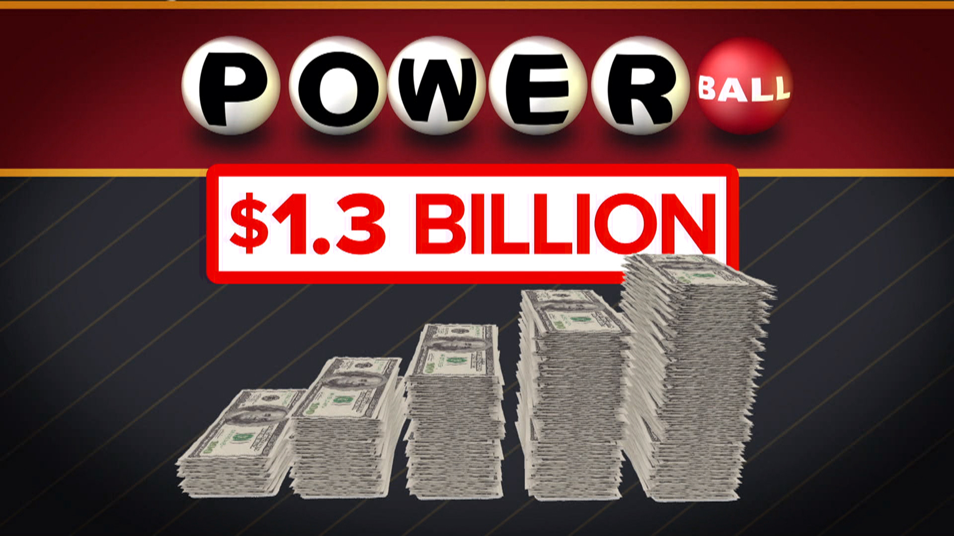 No Powerball Jackpot Winner Pot Grows To 13 Billion