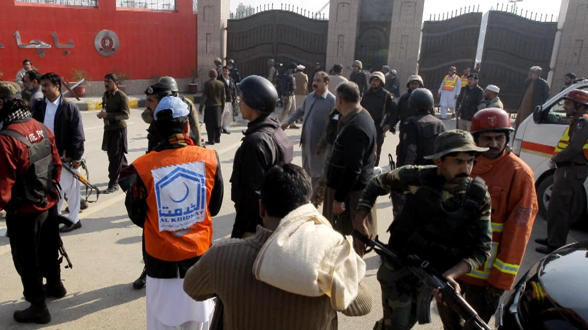 Gunmen Storm Pakistan University, Shoot at Least 80: Official