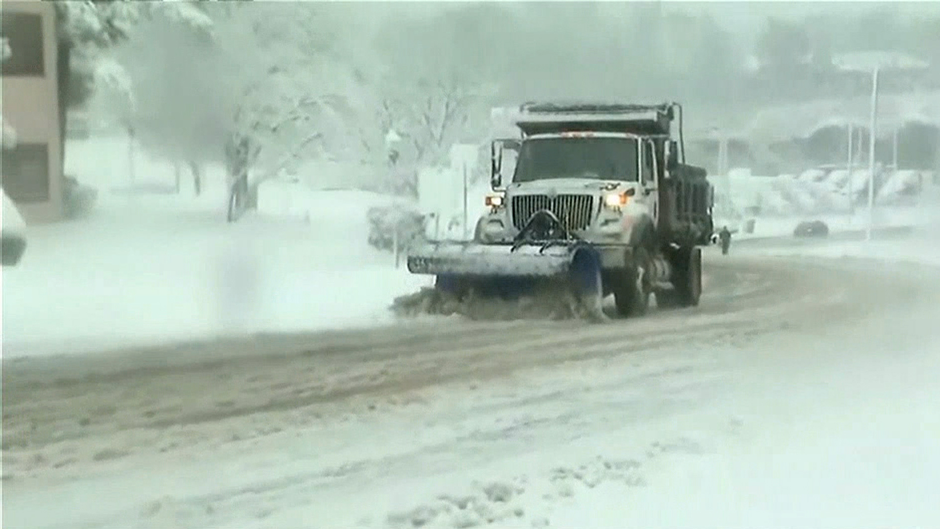Blizzard 2016 Barrels Up East Coast With Deadly Force