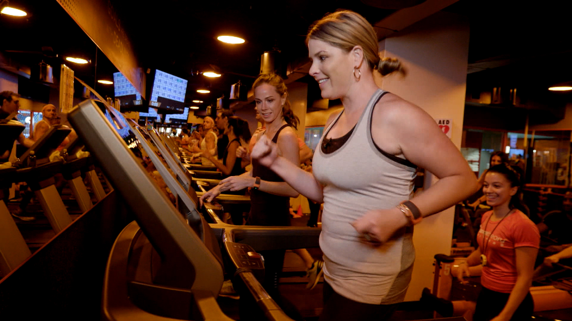 Jenna Bush Hager shows benefit of working out with friends - and her ...