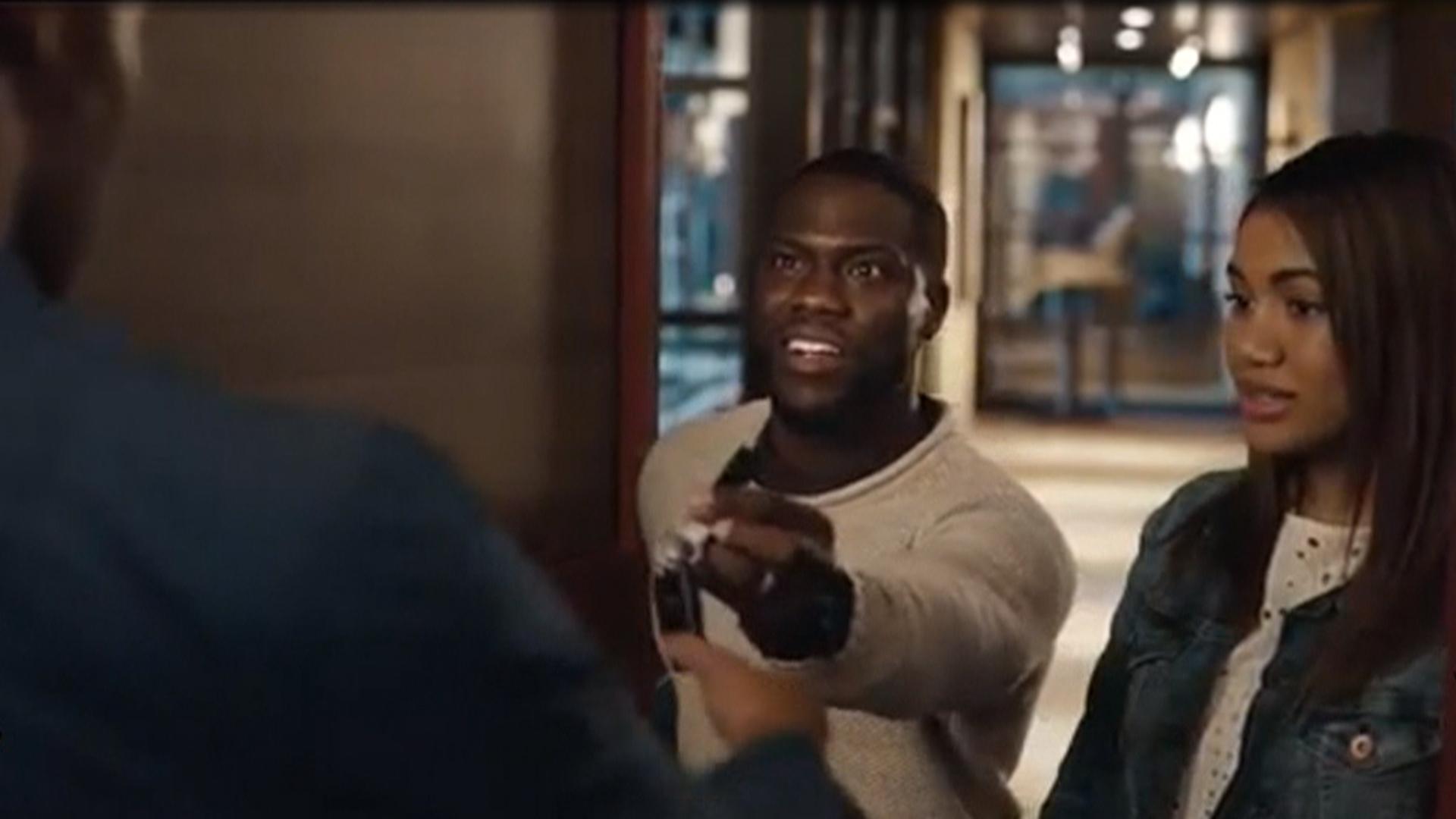 Hoda, Jenna Bush Hager relate to Kevin Harts Super Bowl 50 ad