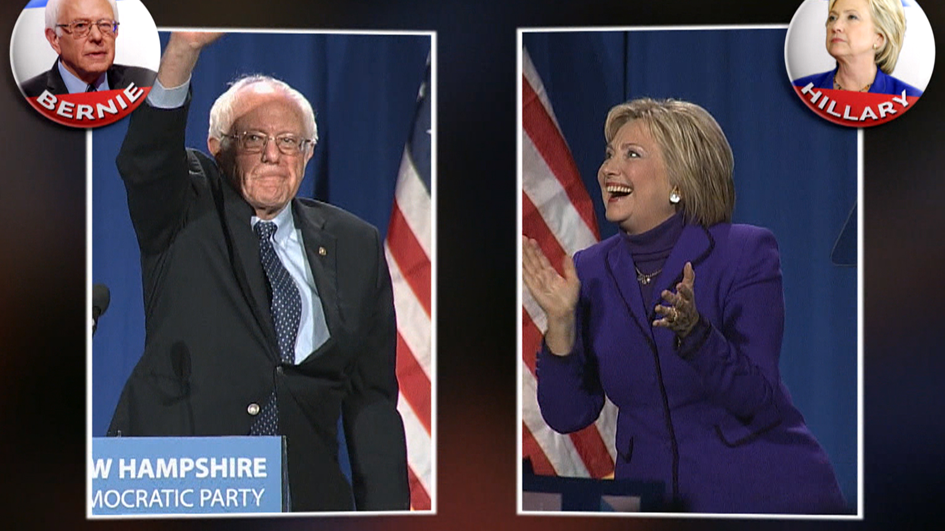 How close will the Democrats be in New Hampshire?