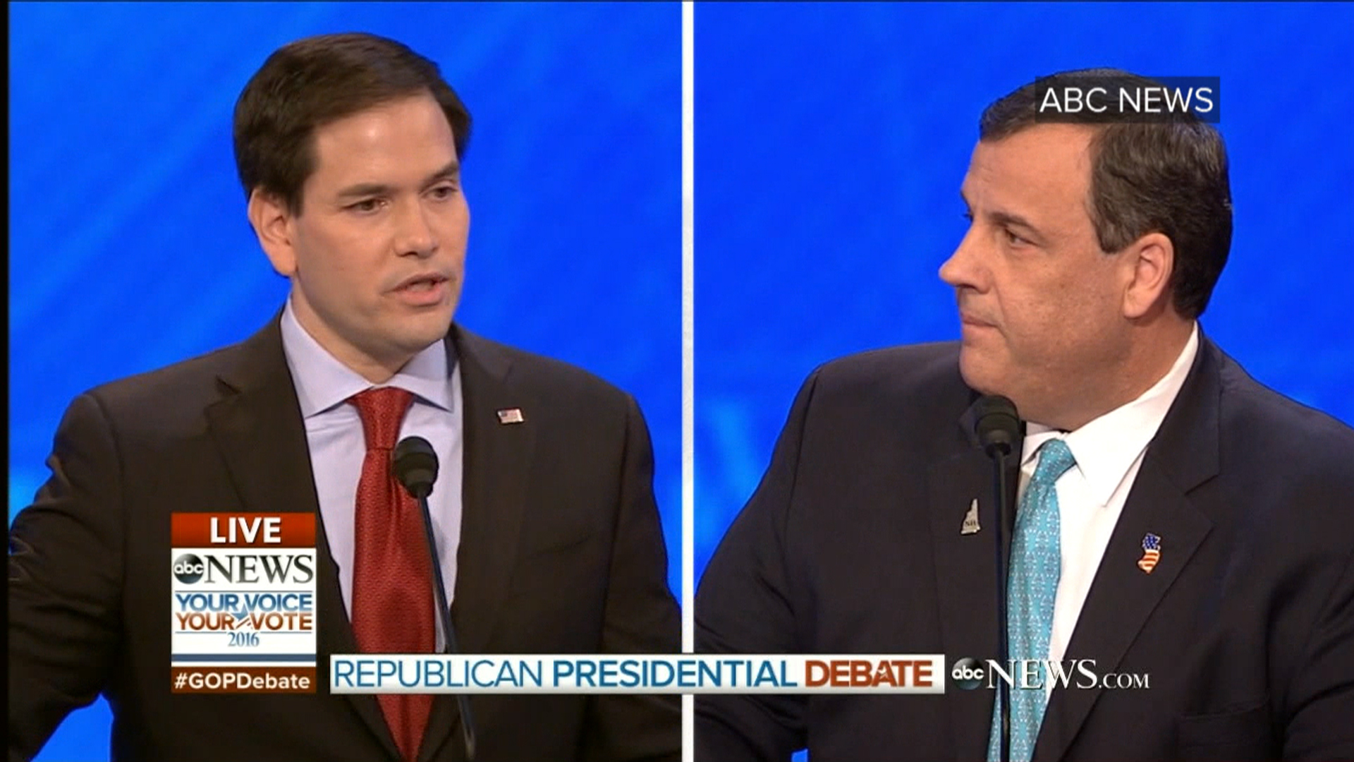 Four Takeaways From the 2016 New Hampshire GOP Debate