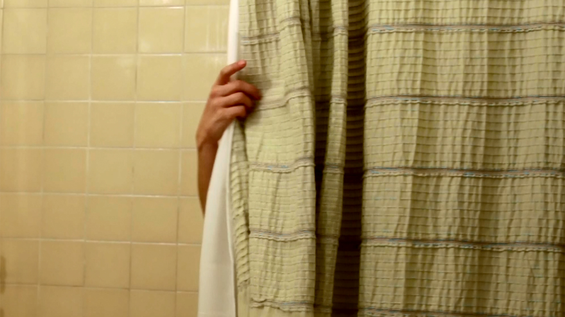 How often you should clean your shower curtain liner