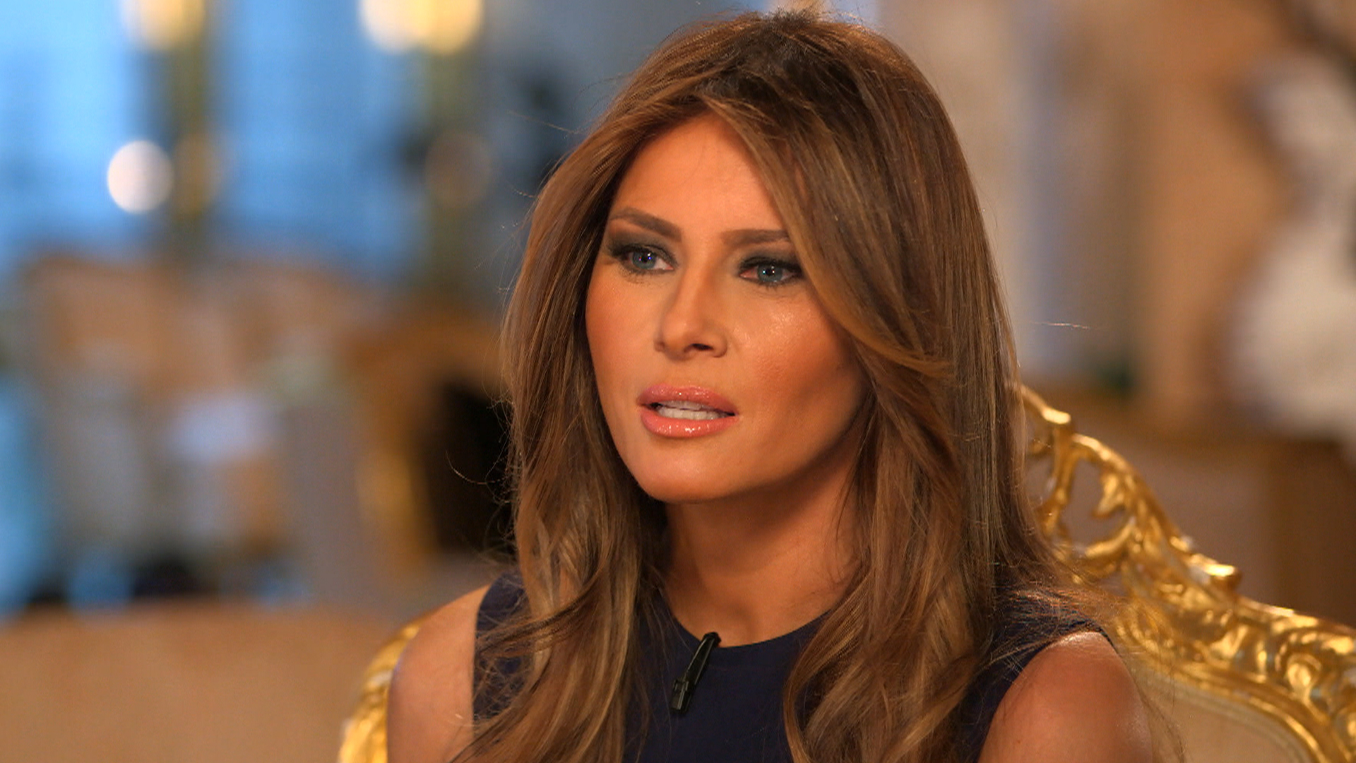 Melania Trump Defends Attempts To Clarify Donald S Immigration Stance