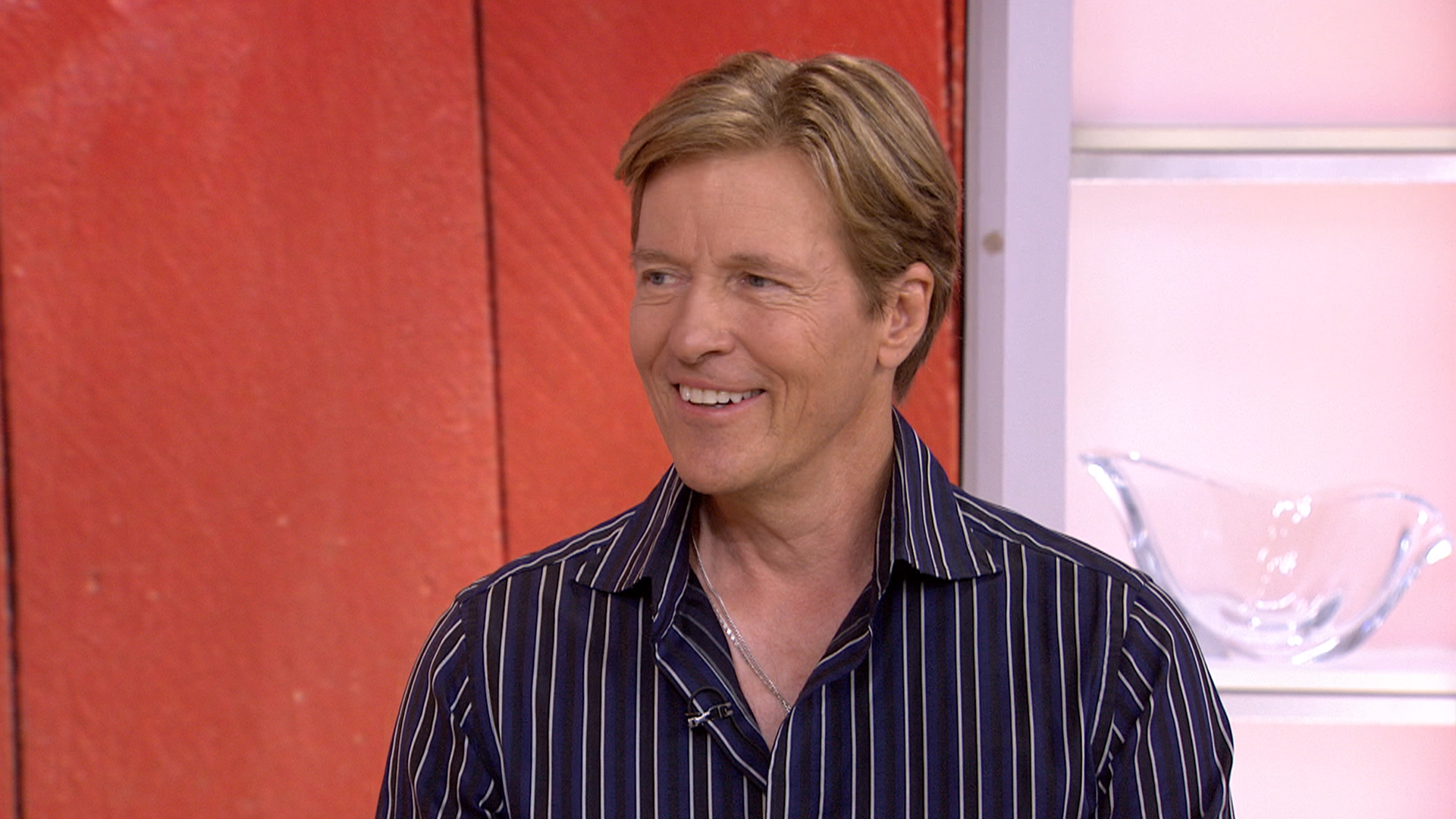 Jack Wagner Wife Classy jack wagner co-stars with ex-wife on hallmark show - today