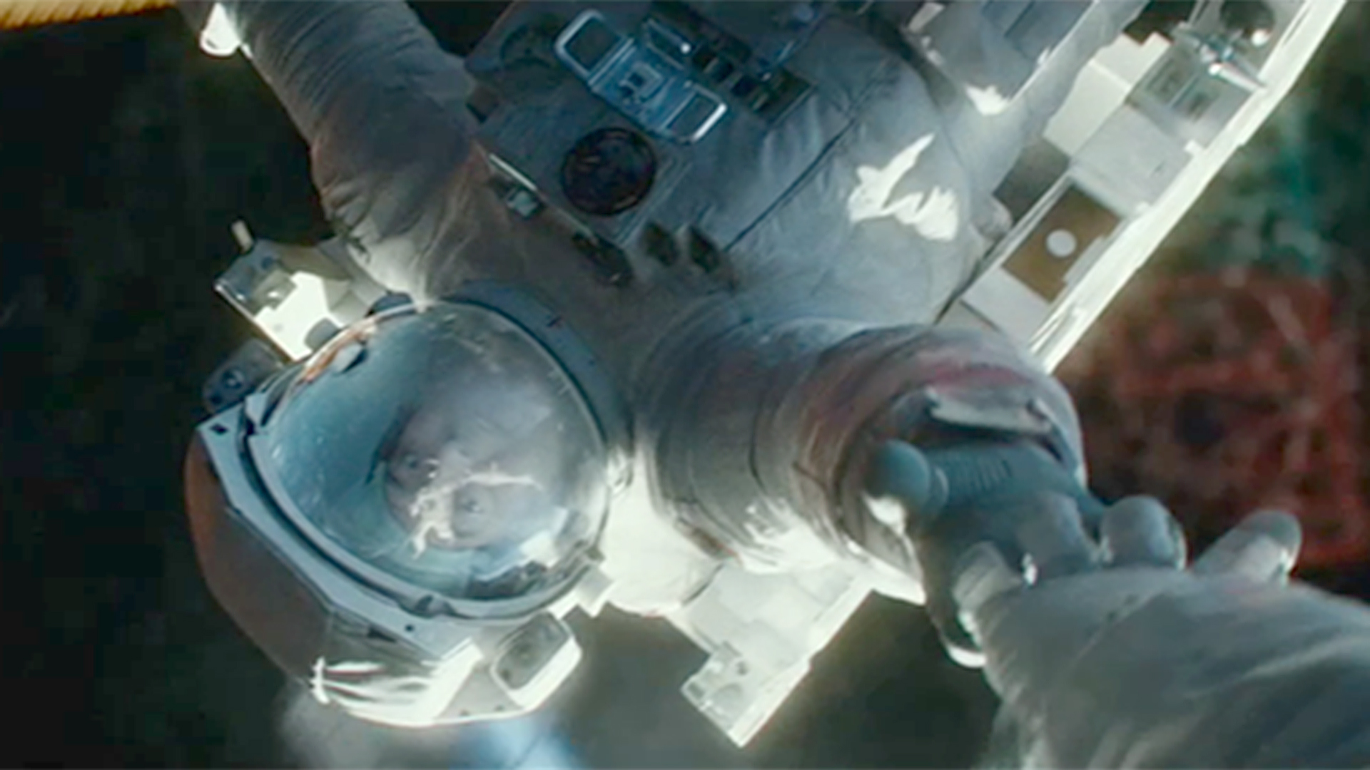 Gravity One Movie Six Of Your Worst Space Nightmares