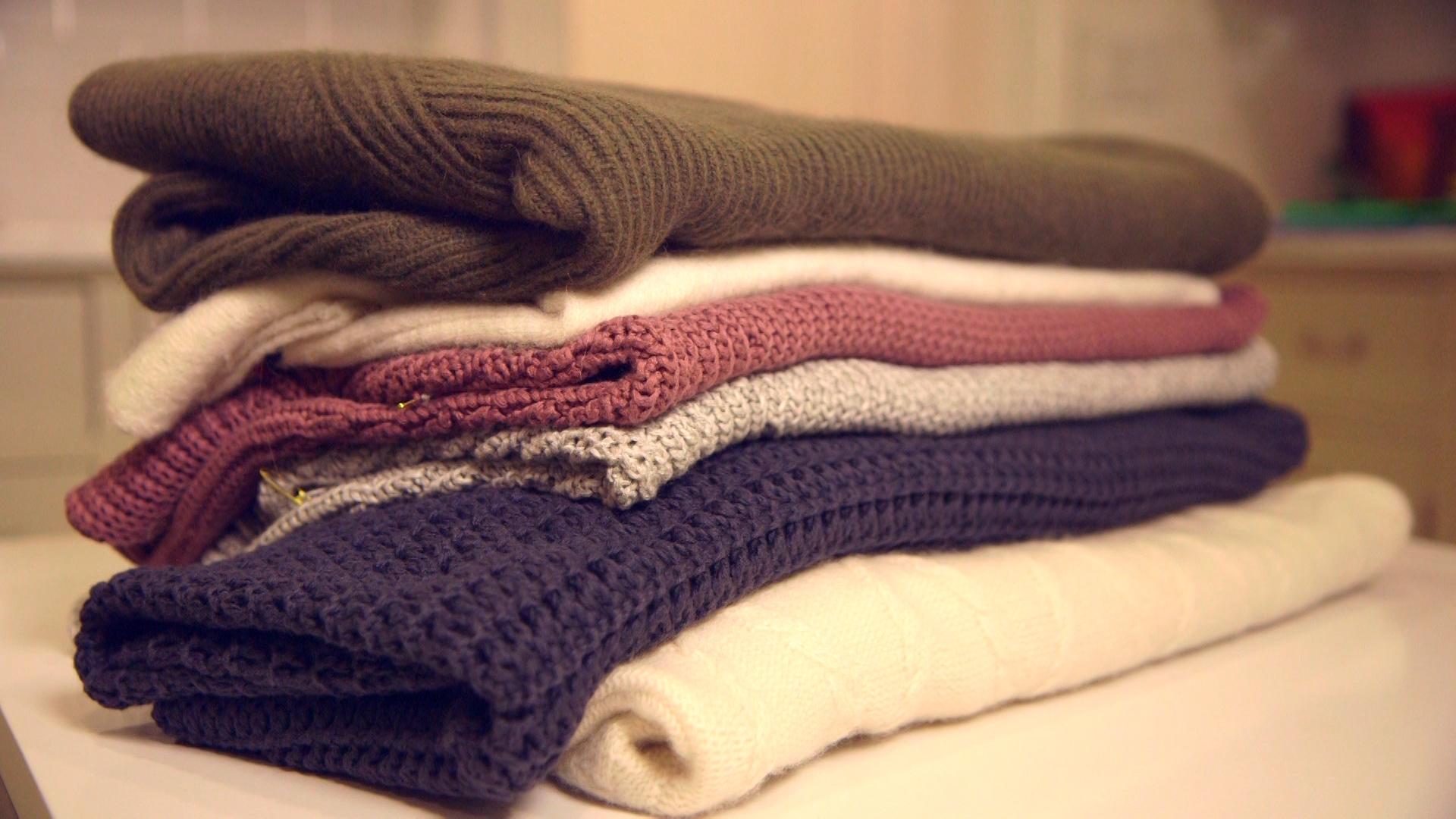 Big Chunky Sweaters