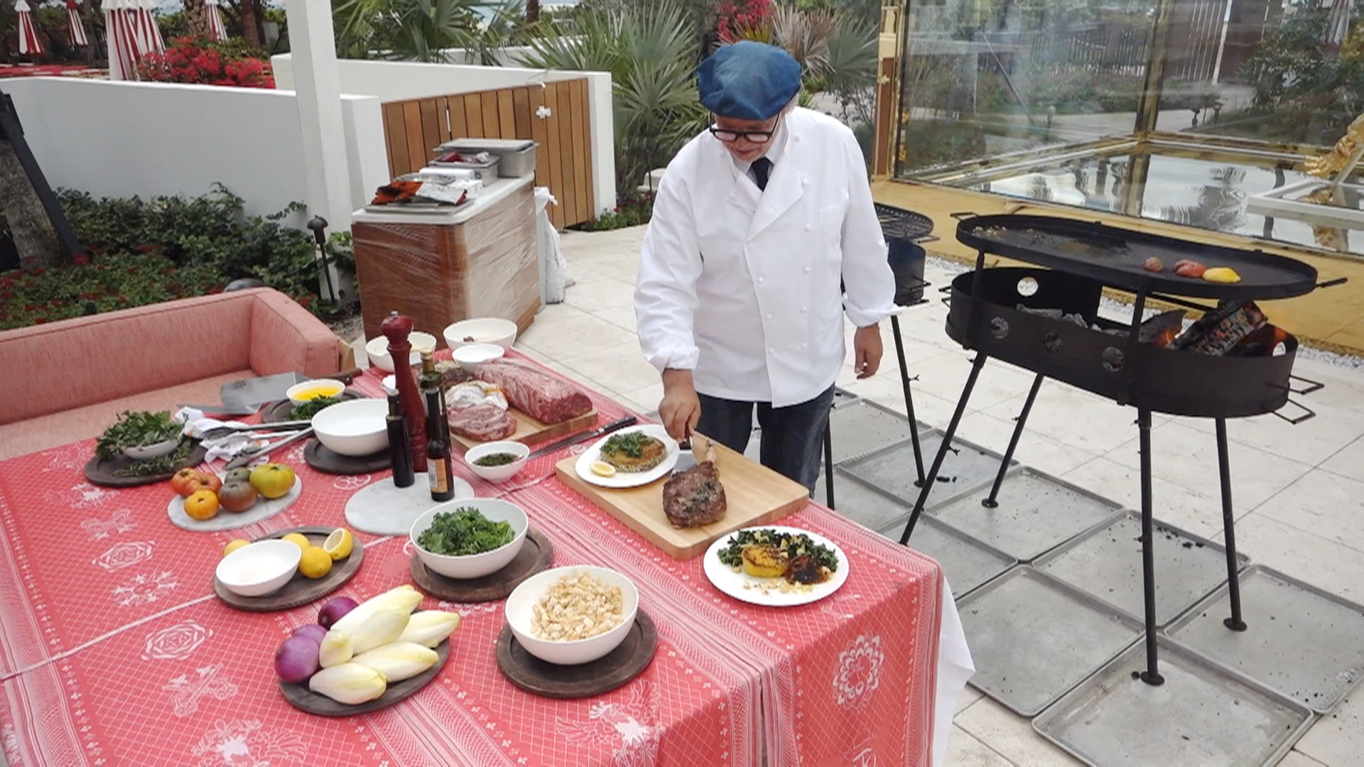 Acclaimed South American Chef Brings Fire and Flavor to U.S.