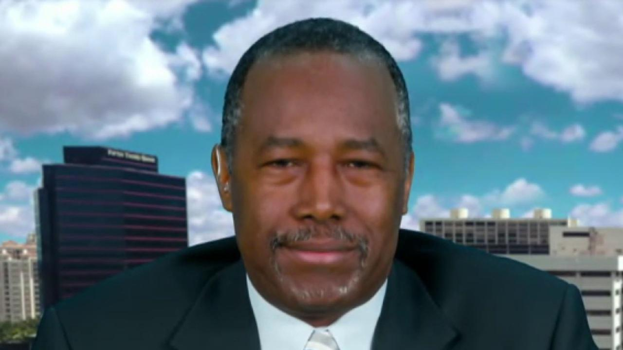 Dr. Carson on RNC rules