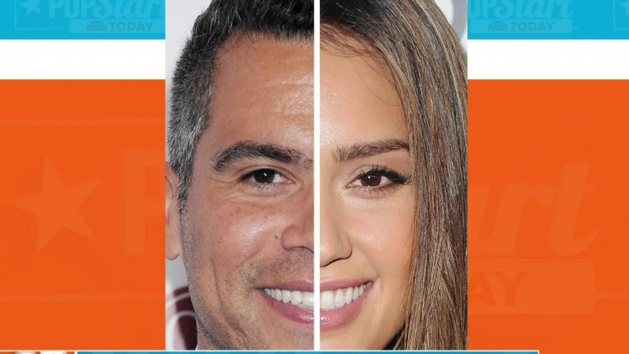 Celebrity couples that look alike