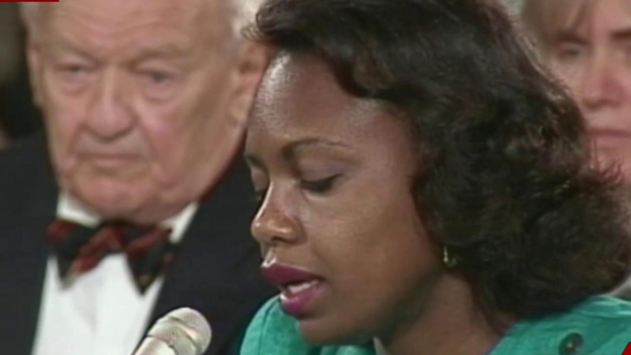 HBO revisits Anita Hill and Clarence Thomas