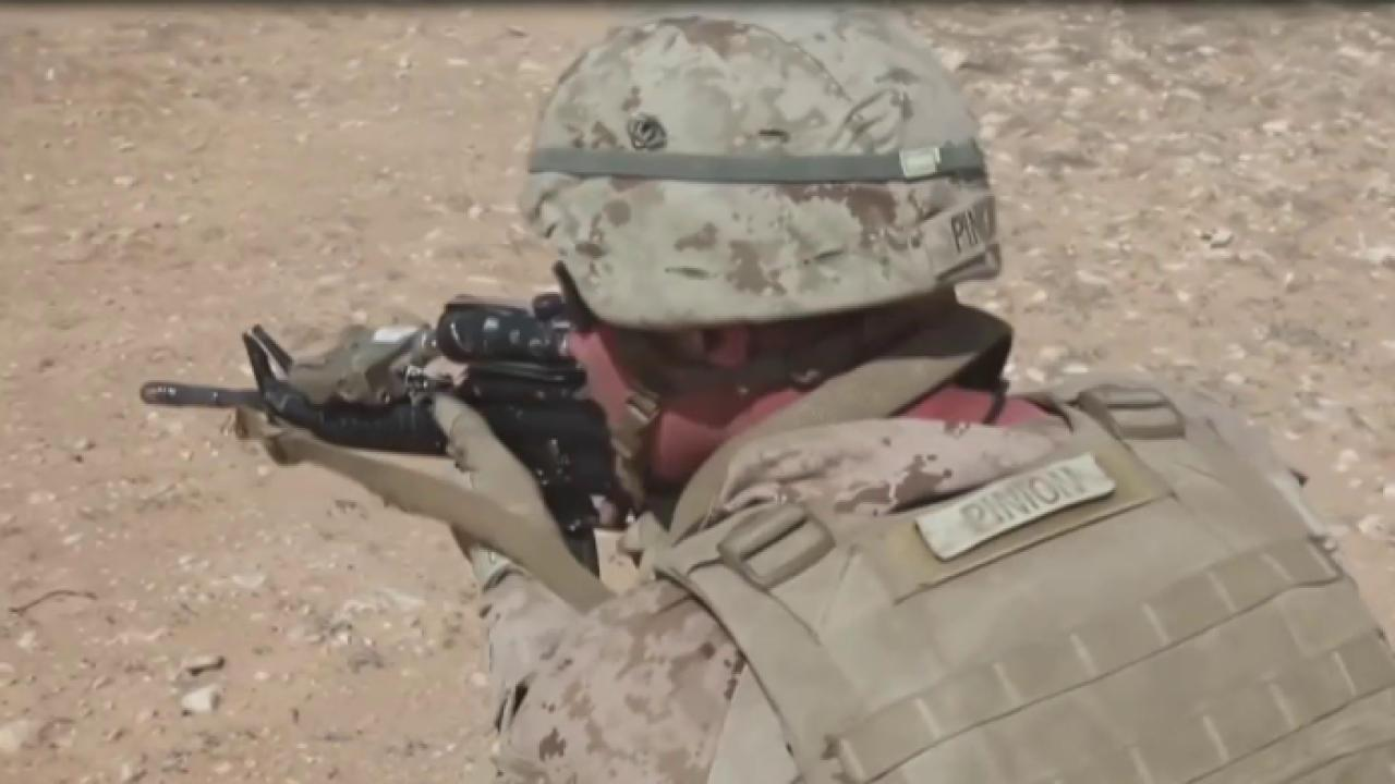 About 200 more US troops to deploy to Iraq