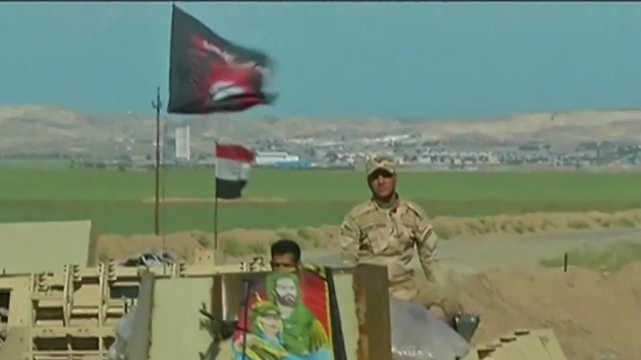 Deployments to boost US troops in Iraq