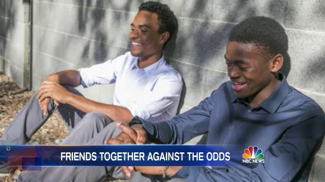 Boys From Mozambique Orphanage Found Each Other a World Away in U.S.