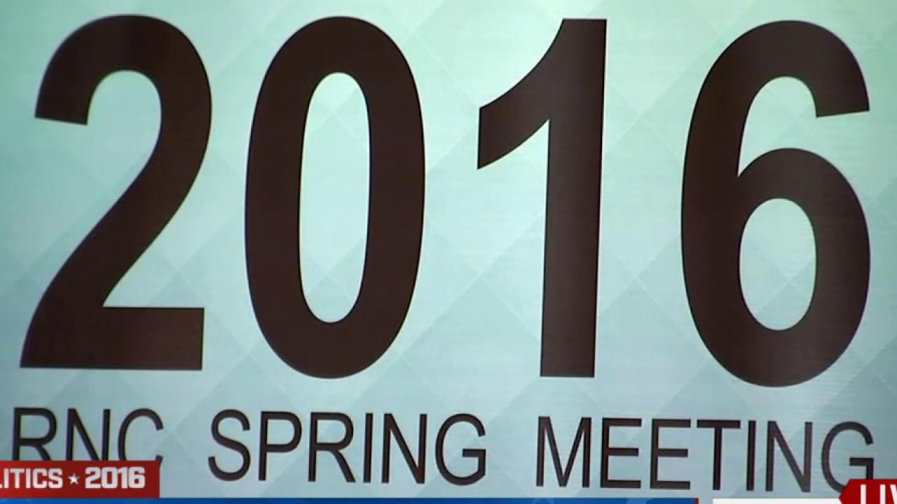 RNC spring meeting underway