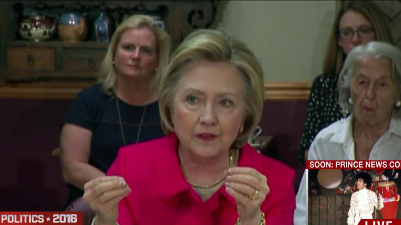 PA senator expects strong turnout for Clinton