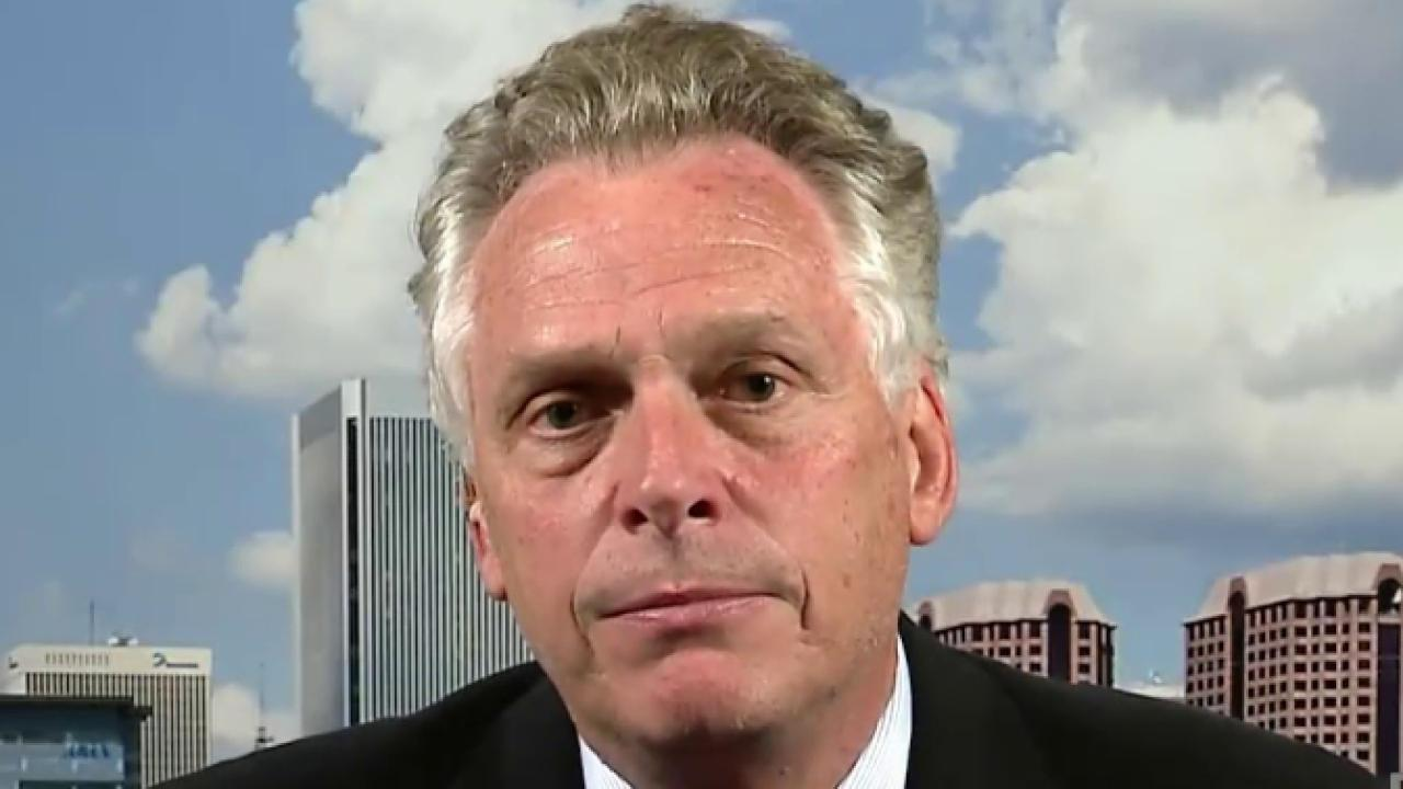 VA Governor restores voting rights to felons